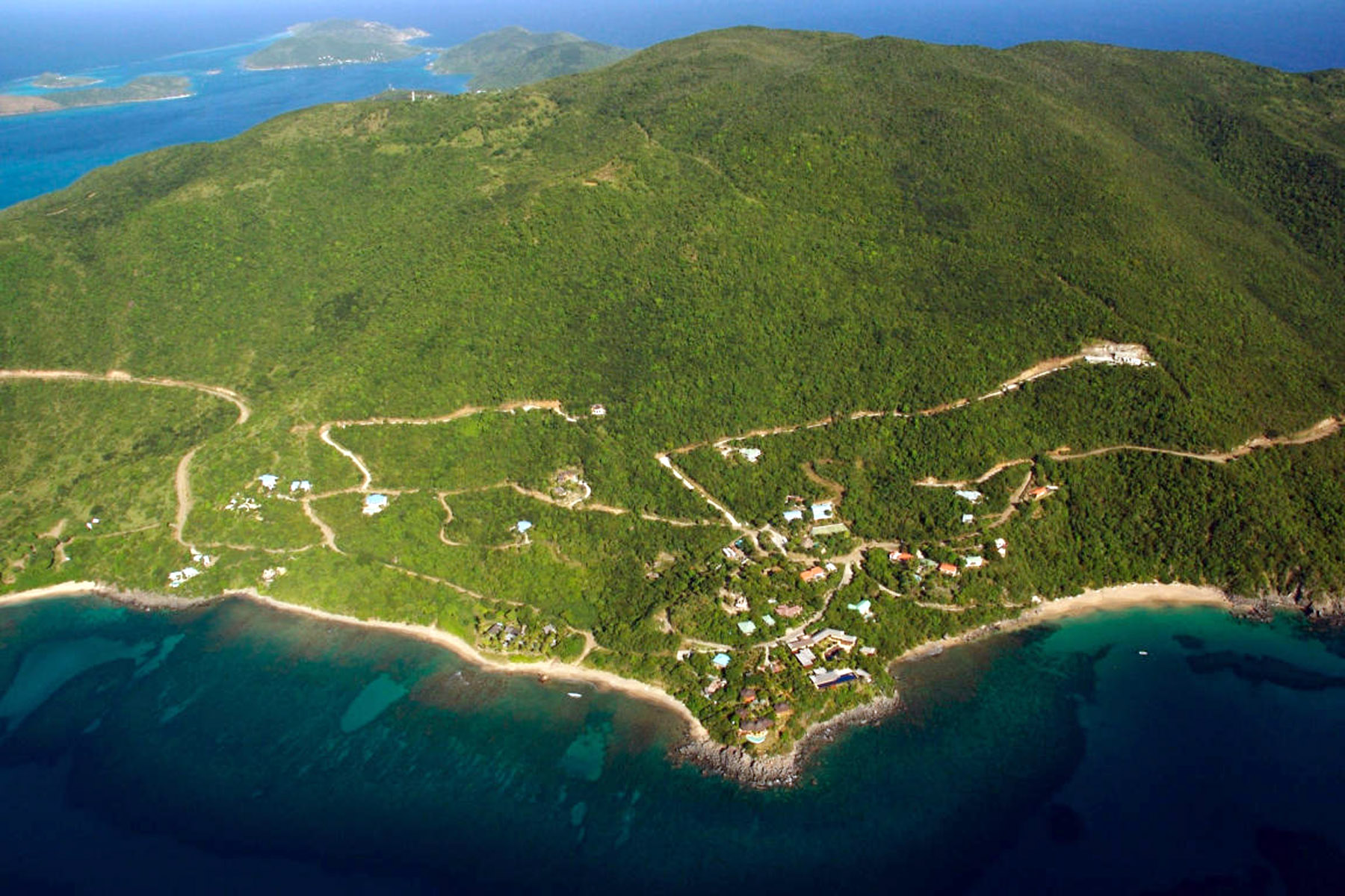 Land for Sale at Nail Bay Land Nail Bay, Virgin Gorda British Virgin Islands