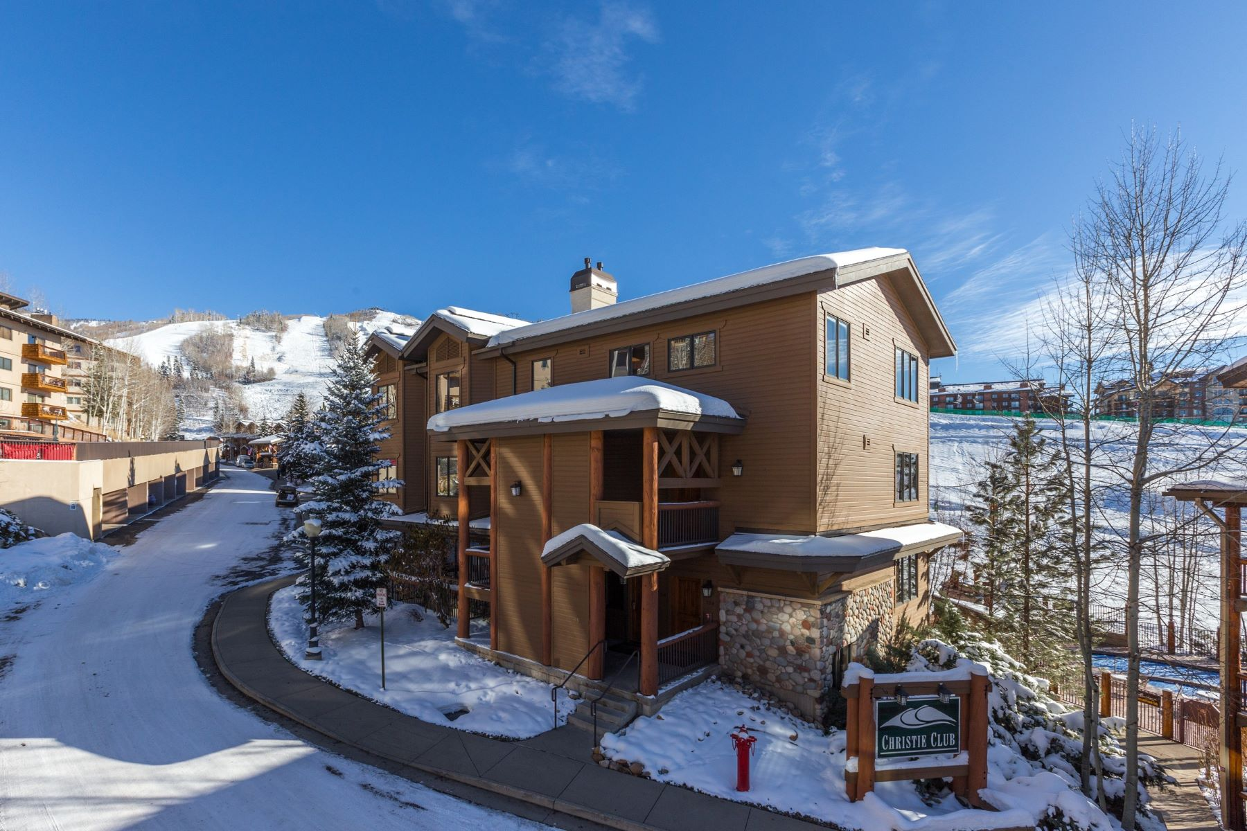 Fractional Ownership for Sale at Christie Club Fractional Ownership 2255 Ski Time SquareDrive #213 Steamboat Springs, Colorado 80487 United States