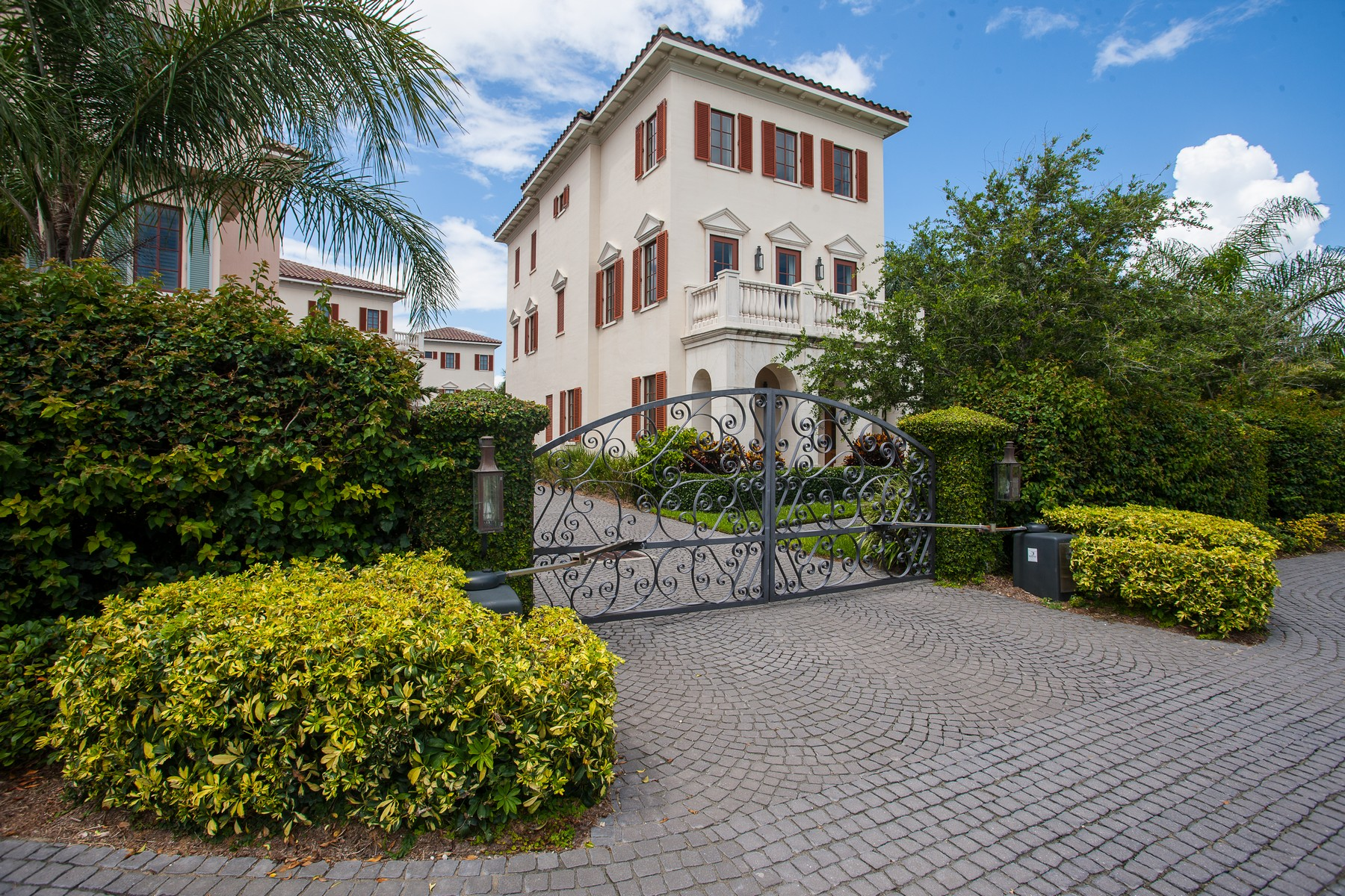 sales property at Italian style Villa in Village by the Sea