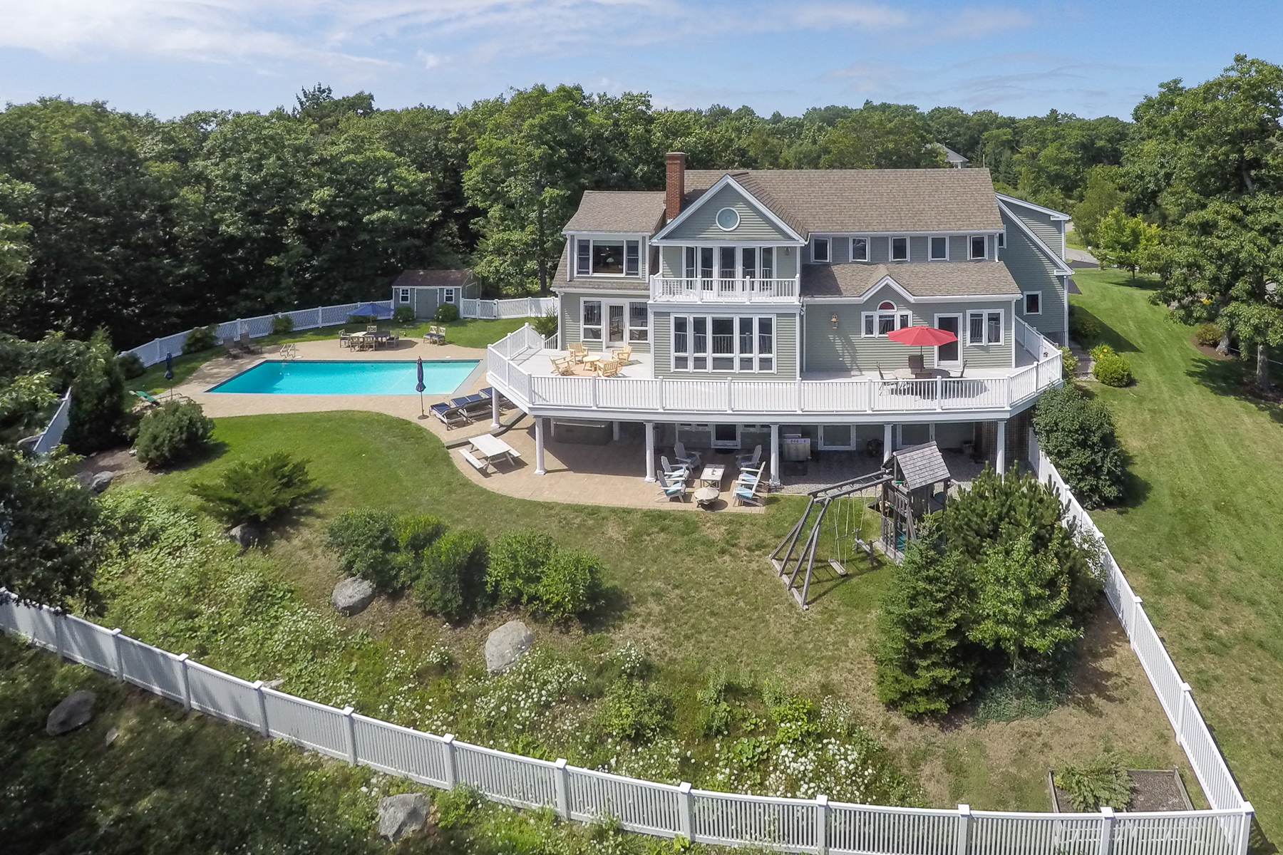 Single Family Home for Sale at 22 Wellington Drive Rockport, Maine, 04856 United States