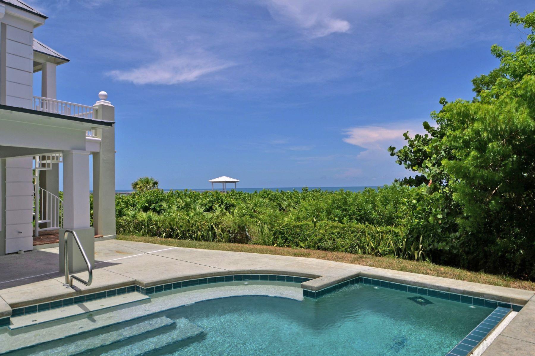 Additional photo for property listing at Oceanfront Estate Home 820 Crescent Beach Road Vero Beach, Φλοριντα 32963 Ηνωμενεσ Πολιτειεσ