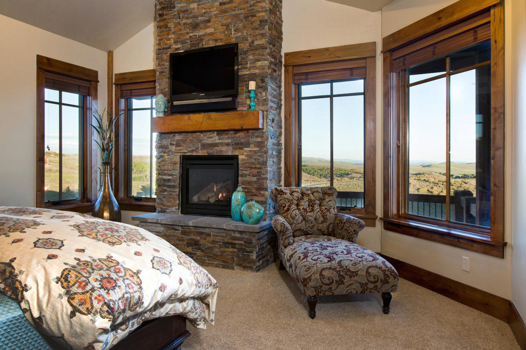Additional photo for property listing at Immaculate Promontory Home 8931 Hidden Hill Lp Park City, Utah 84098 United States