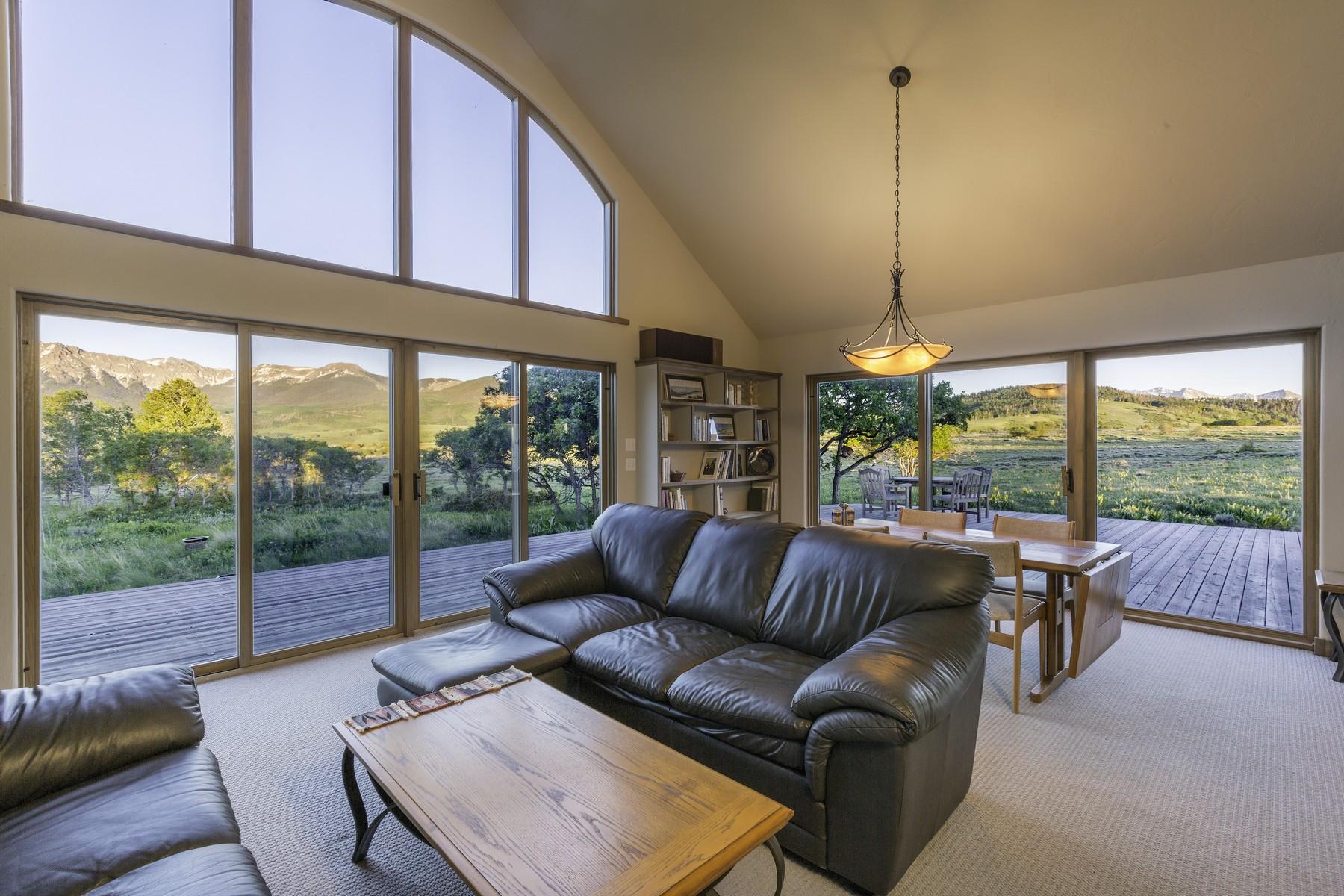 Nhà ở một gia đình vì Bán tại 541 Old Elam Ranch Road Telluride, Colorado, 81435 Hoa Kỳ
