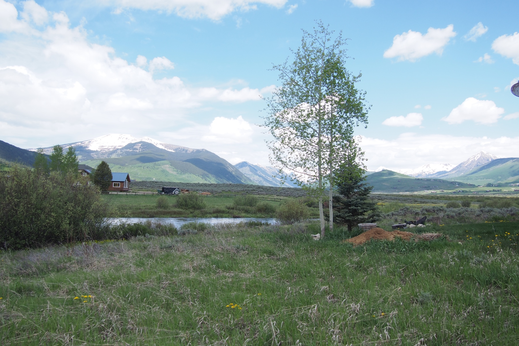 sales property at Great Lot with River Access