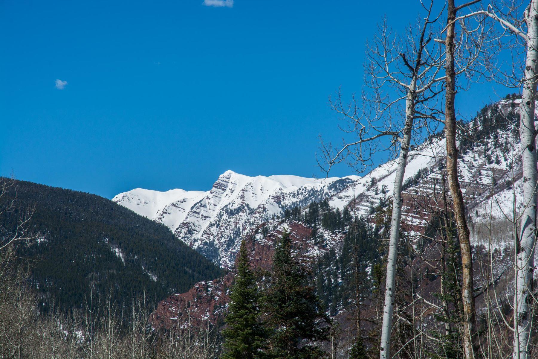 Terreno per Vendita alle ore Powderbowl TBD Powderbowl Trail Aspen, Colorado, 81611 Stati Uniti
