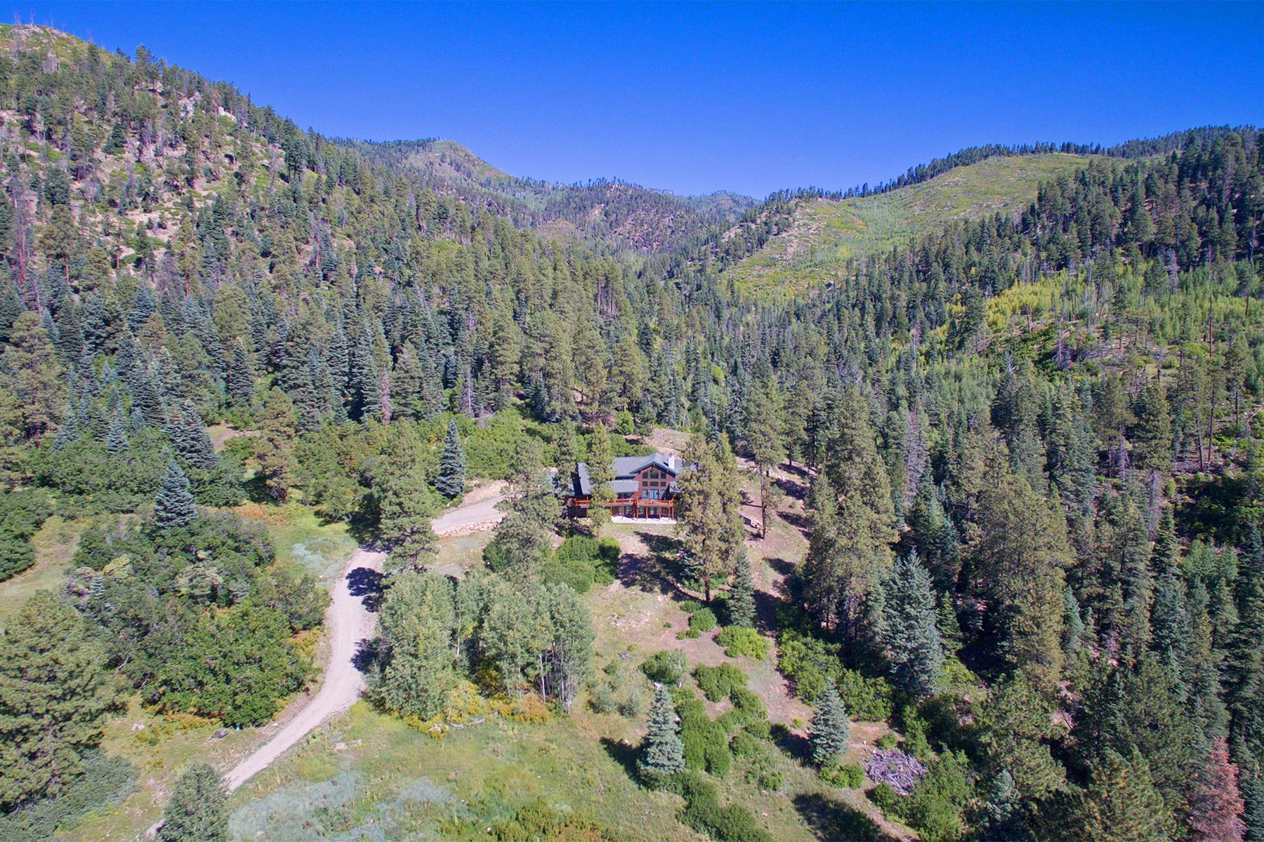 Single Family Home for Sale at TC Ranch 780 Trew Creek Road Durango, Colorado 81301 United States
