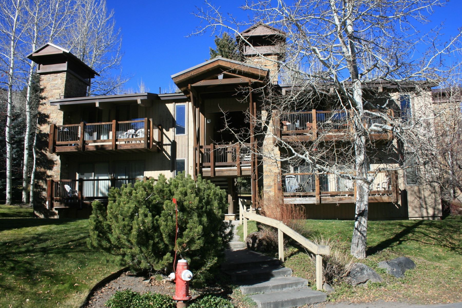 Copropriété pour l Vente à Woodbridge 2 Bedroom with Loft 35 Upper Woodbridge Road Snowmass Village, Colorado, 81615 États-Unis