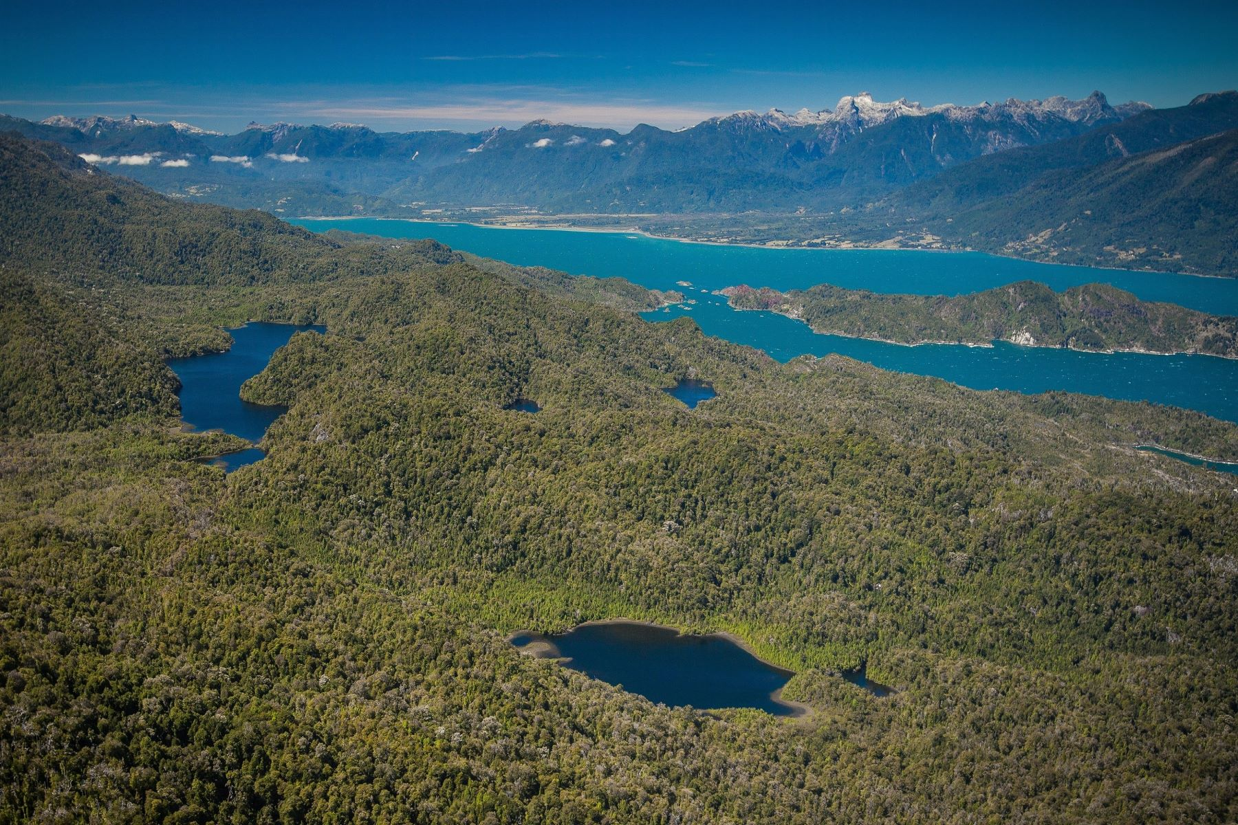Granjas / Hacienda / Platanción por un Venta en Parque Reloncaví - Fundo El Chilco Parque Reloncaví- Fundo El Chilco Chilean Patagonia, Chilean Patagonia Sur Portfolio LLANQUIHUE Chile