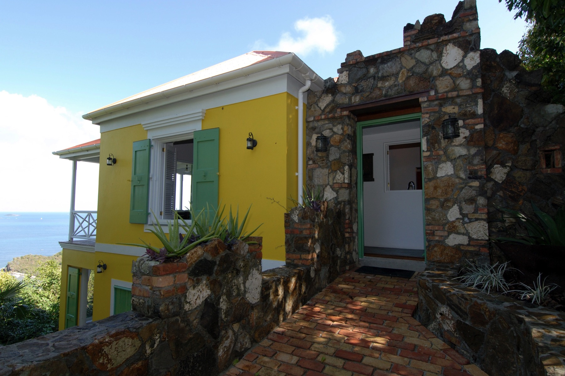 House for Sale at Sugar Cane Belmont, Tortola British Virgin Islands