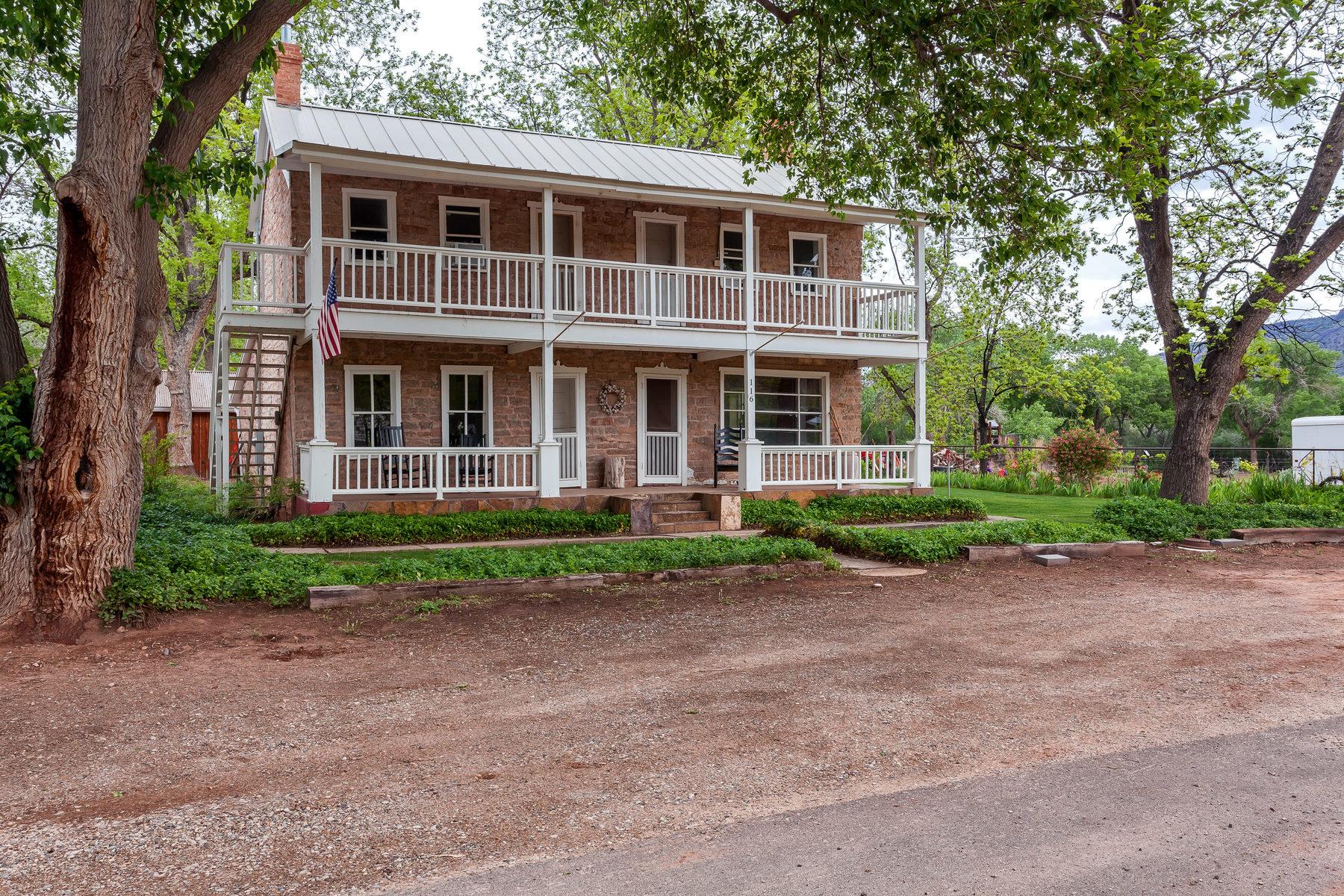 Villa per Vendita alle ore FEATURED IN COUNTRY LIVING MAGAZINE!! 116 Jepson St Virgin, Utah, 84779 Stati Uniti