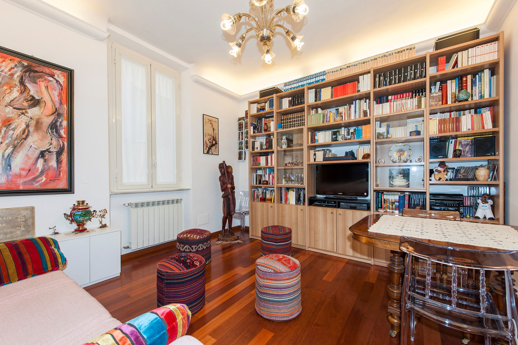 Apartment for Sale at Finished apartment adjacent to Piazza Indipendenza Rome, Rome Italy