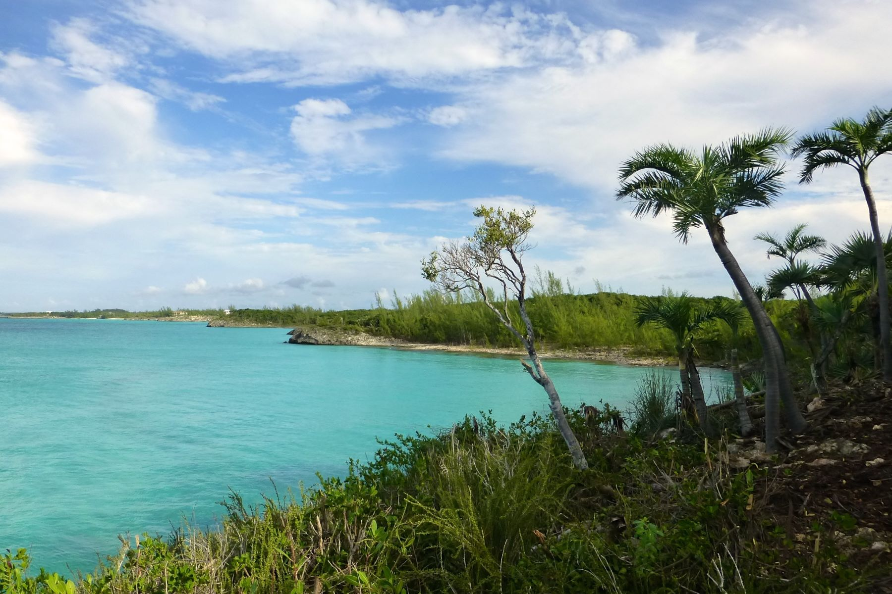 Land for Sale at Secluded Seaside Acreage Mutton Fish Point, Gregory Town, Eleuthera Bahamas