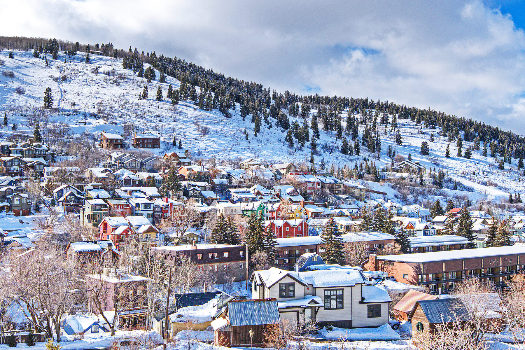 Additional photo for property listing at Fantastic Development Opportunity in Old Town Park City 533A & 533B Deer Valley Loop Rd Park City, Utah 84060 United States
