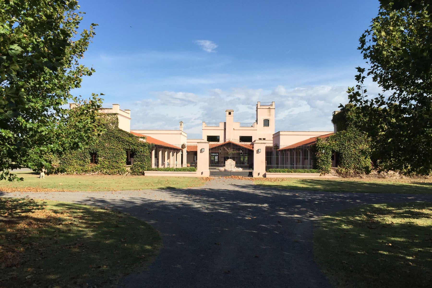 農場/牧場 / プランテーション のために 売買 アット Santa María de Lobos Polo Ranch Buenos Aires, ブエノスアイレス, アルゼンチン