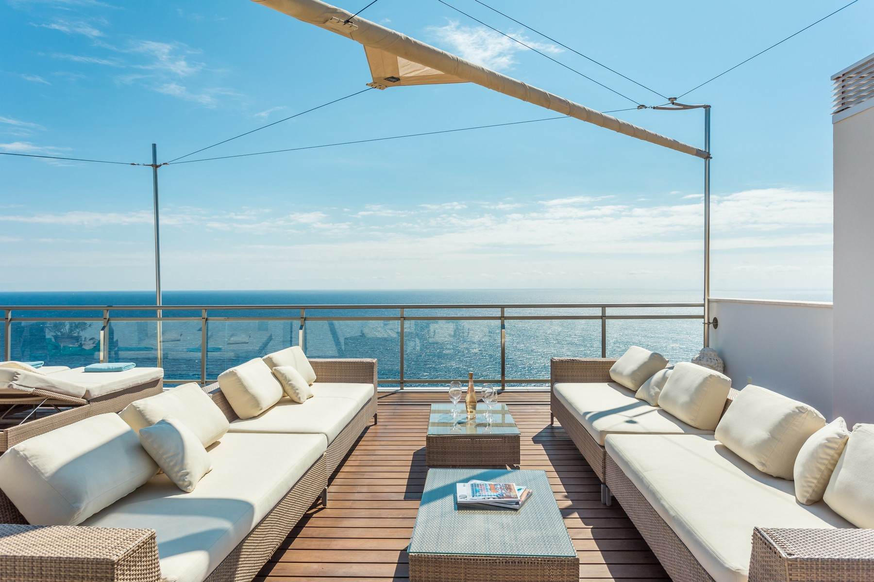 단독 가정 주택 용 매매 에 Penthouse with views in Port Andratx Port Andratx, 말로카, 07650 스페인