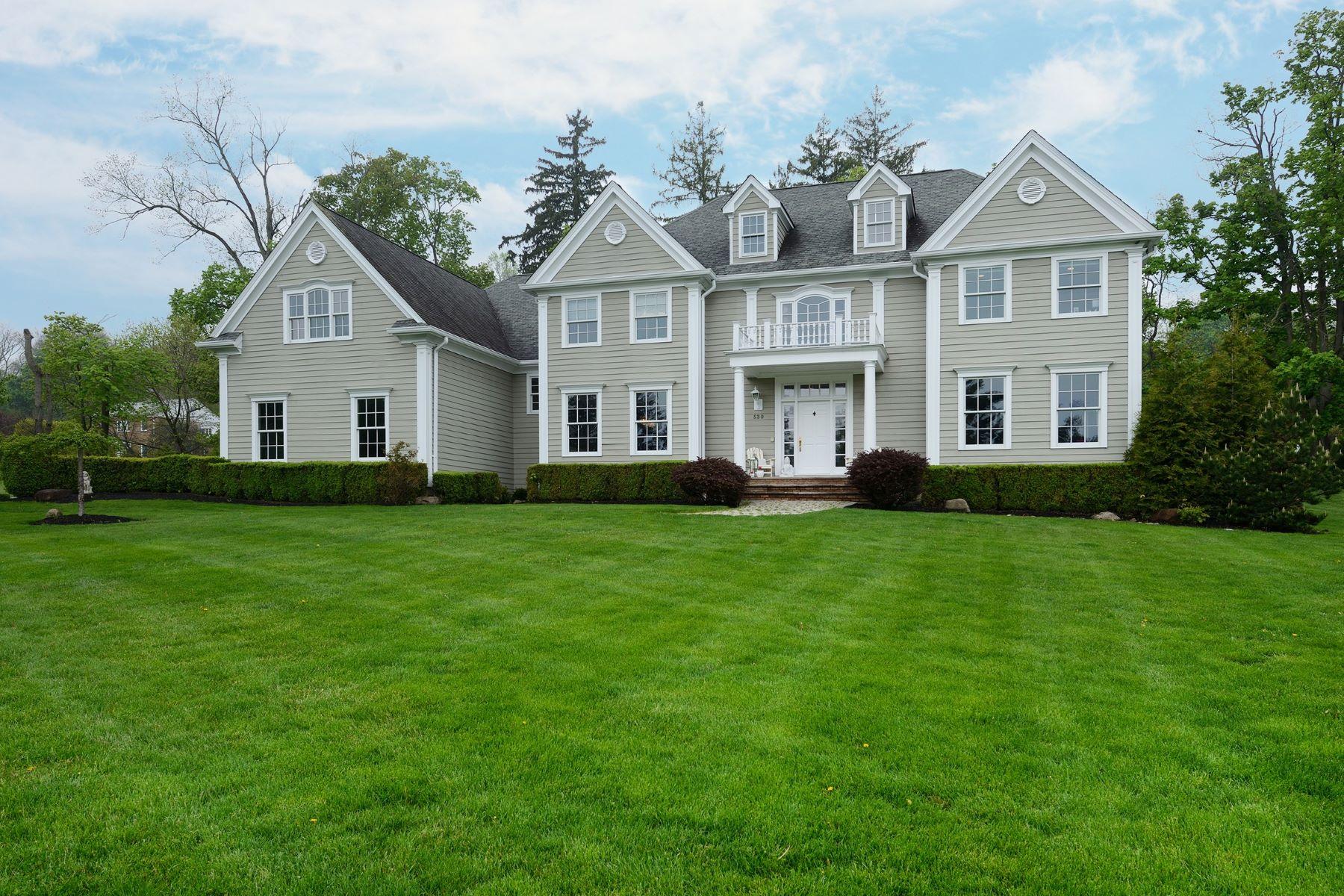 一戸建て のために 売買 アット Stately Revival Style Colonial 530 North Broadway Upper Nyack, ニューヨーク, 10960 アメリカ合衆国