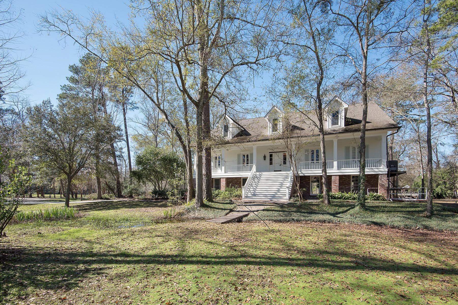 Vivienda unifamiliar por un Venta en 108 Blackburn Place Covington, Louisiana, 70433 Estados Unidos