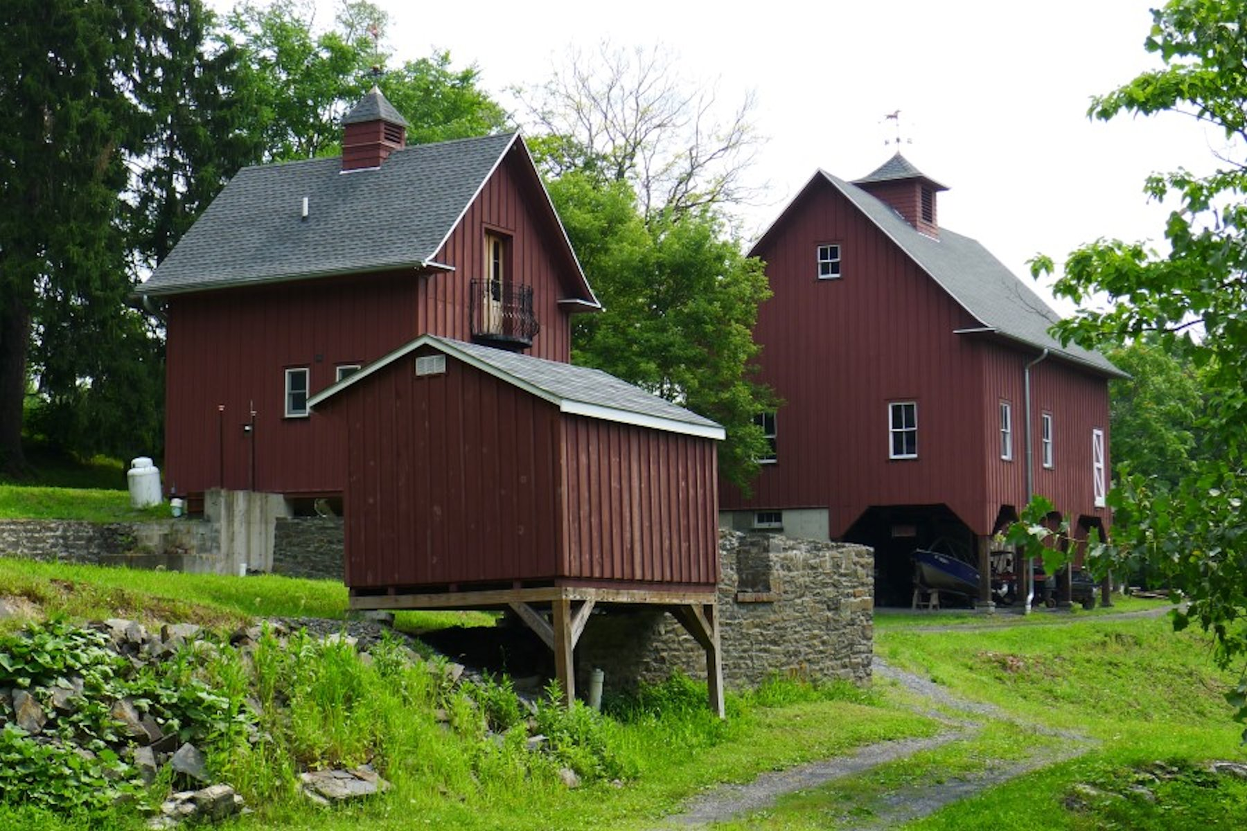 Additional photo for property listing at Bright Bank 33 Barclay Street Saugerties, New York 12477 United States