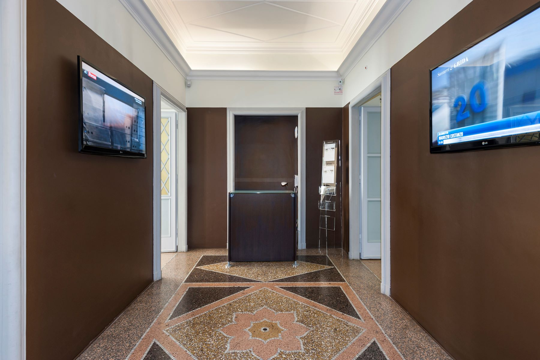 Additional photo for property listing at High prestige office Piazzale delle belle Arti Rome, Rome 00197 Italy