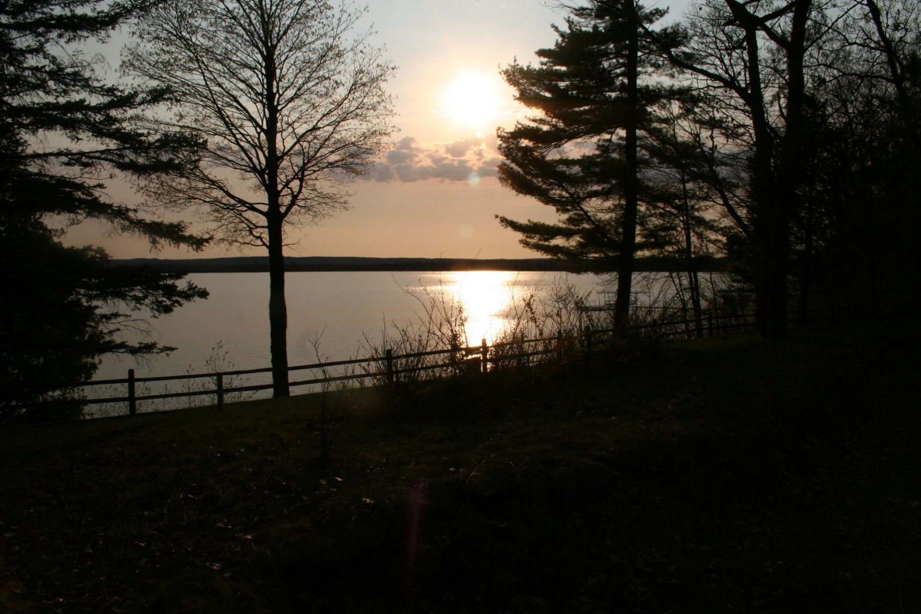Land for Sale at Maple Bay on Burt Lake 1455 Festival Lane & 9933 Chickagami Trail Brutus, Michigan, 49712 United States