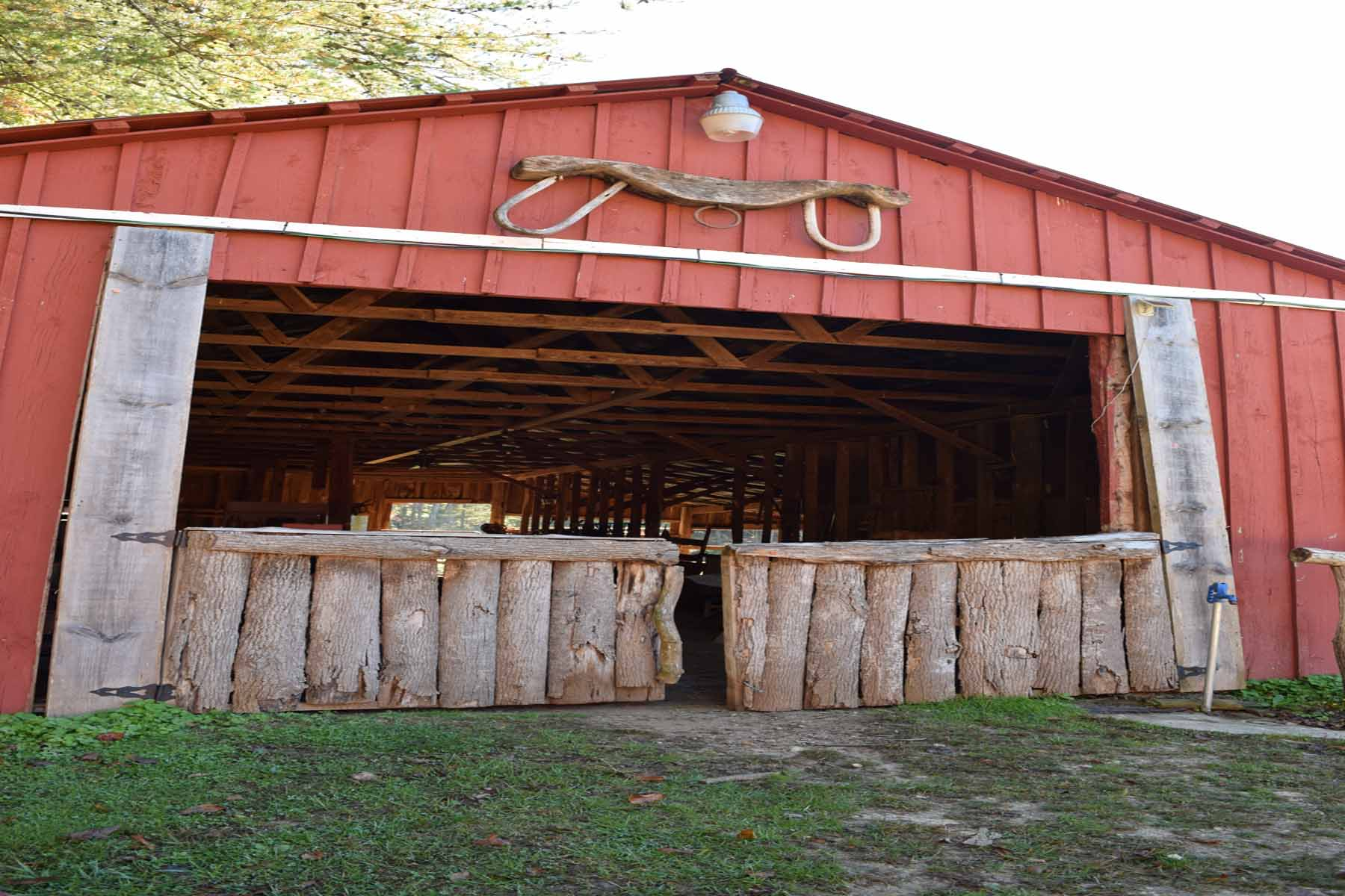 Additional photo for property listing at Find unbound joy at Canaan Valley Farm! 734 Canaan Valley Road Suches, Georgien 30572 Usa