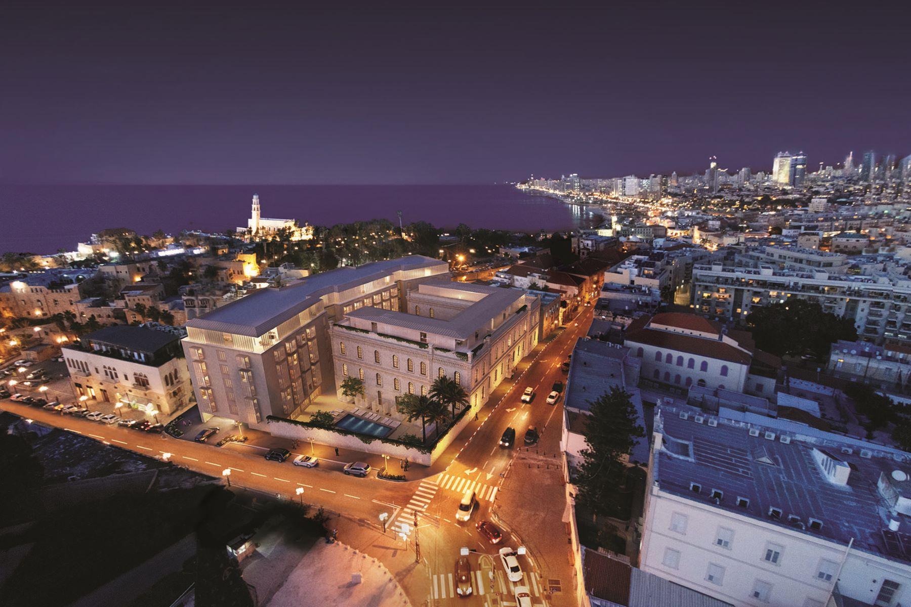 Additional photo for property listing at W Tel Aviv Residences, 404 Luxury Apartment  Tel Aviv, Israel 68036 Israel