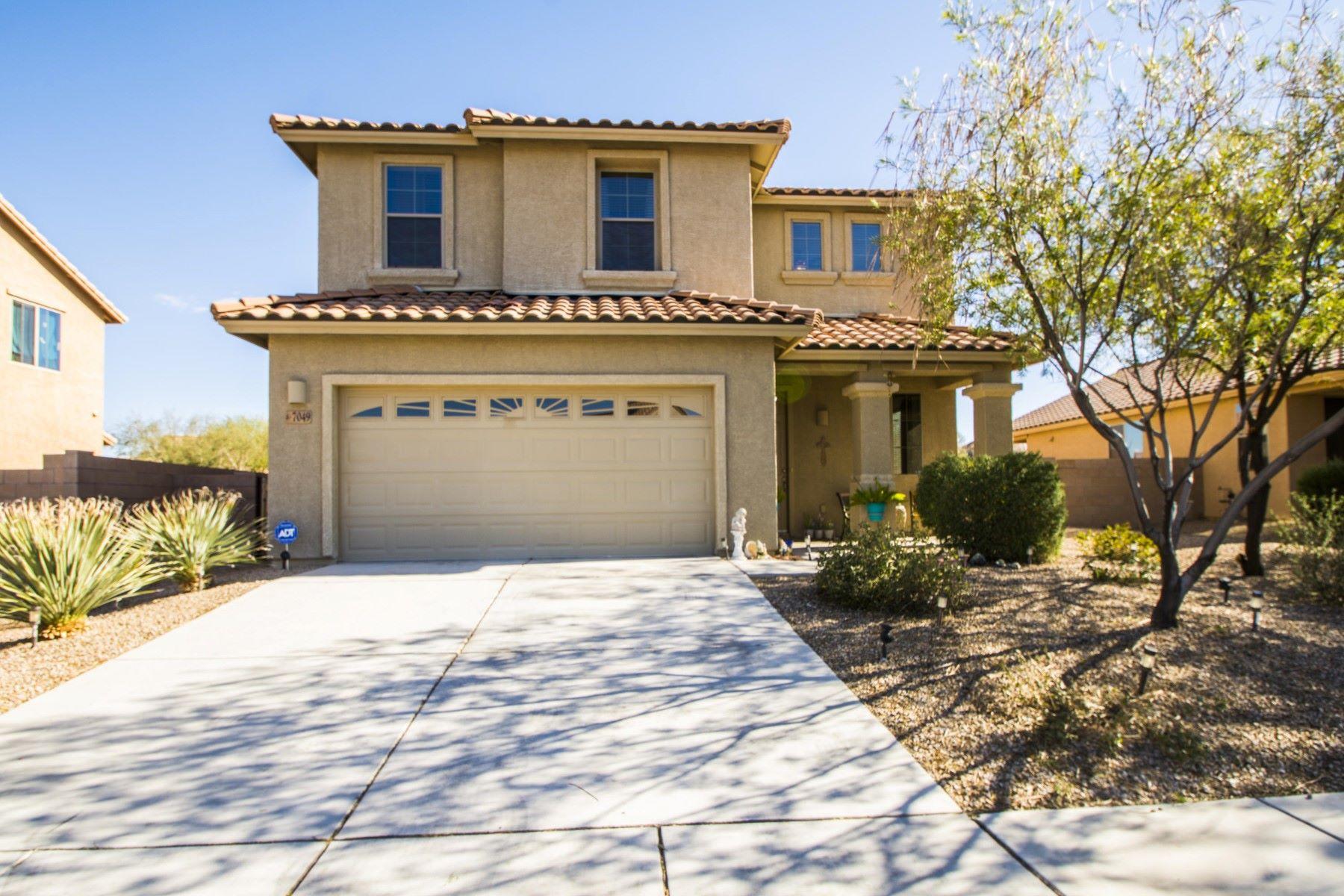 Maison unifamiliale pour l Vente à Beautiful home in Star Valley 7049 W Fall Haven Way Tucson, Arizona, 85757 États-Unis