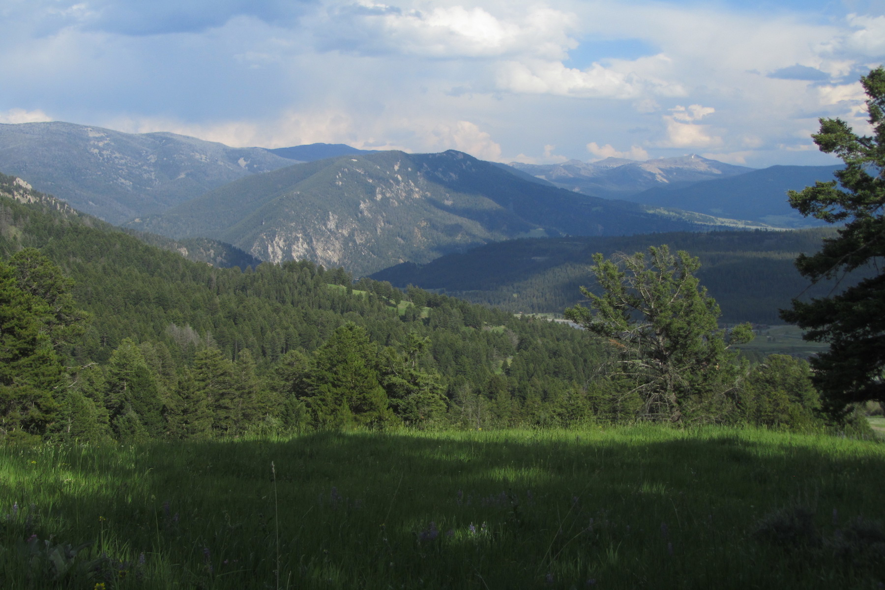 Terreno para Venda às Amazing Upper Chief Joseph Acreage Upper Chief Joseph Trail, Lot 1A-1 Big Sky, Montana, 59716 Estados Unidos