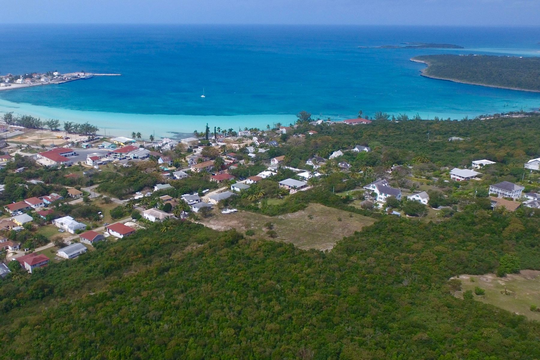 Land for Sale at Governor's Harbour Hillside Vacant Land Governors Harbour, Eleuthera Bahamas