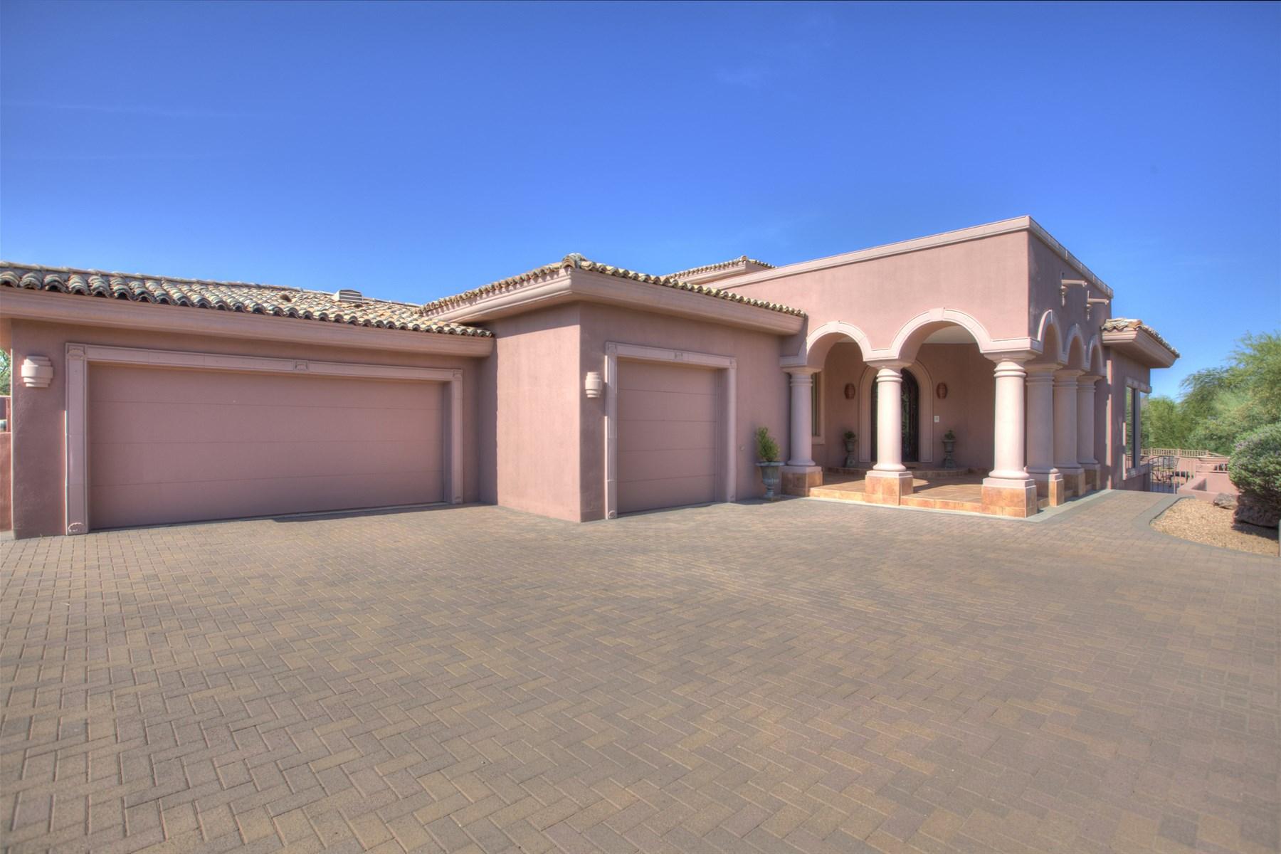 sales property at Prestigious private Club of Desert Mountain in North Scot