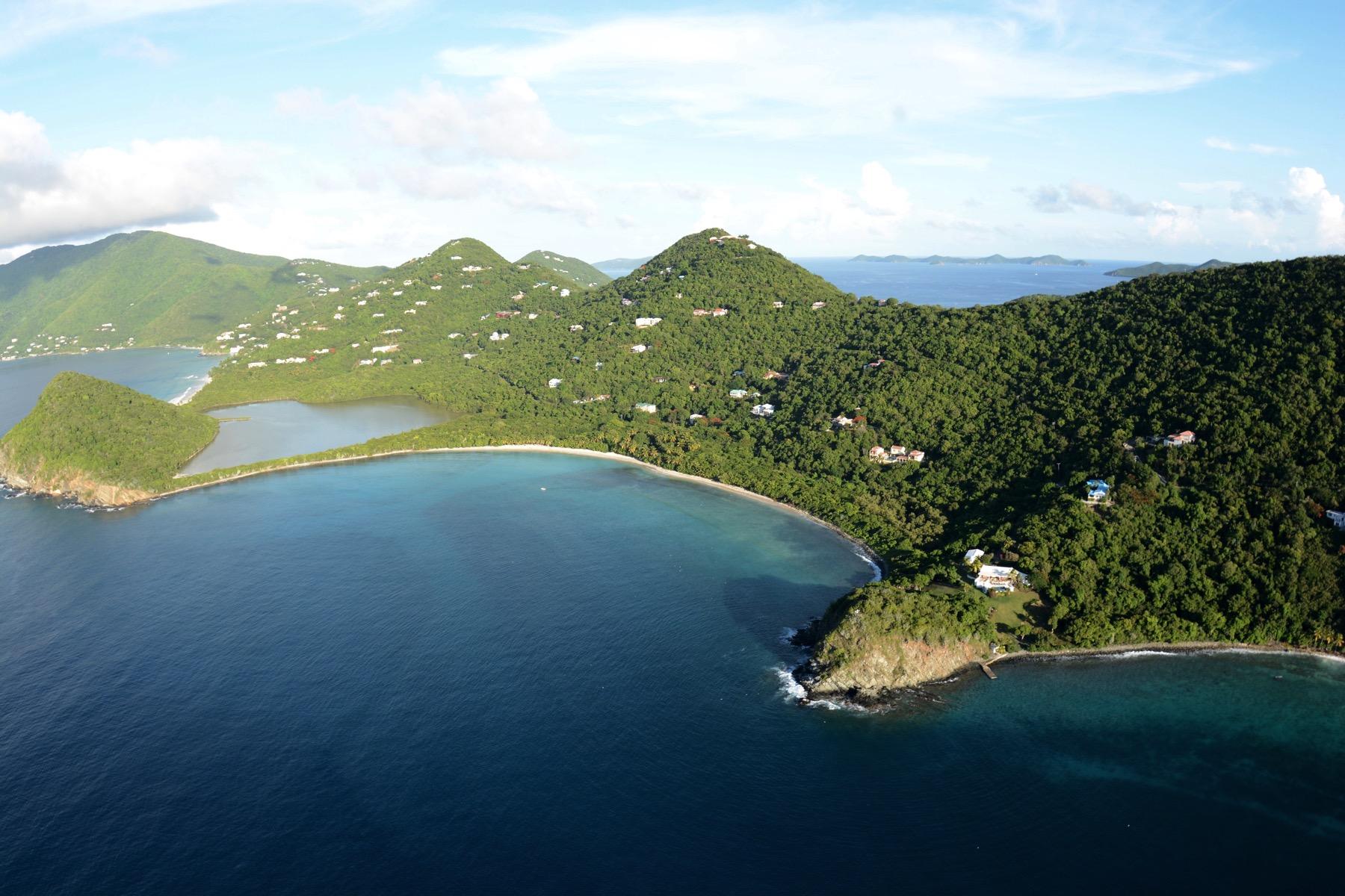 Terreno para Venda às Belmont Beach View Land 328 Belmont, Tortola Ilhas Virgens Britânicas