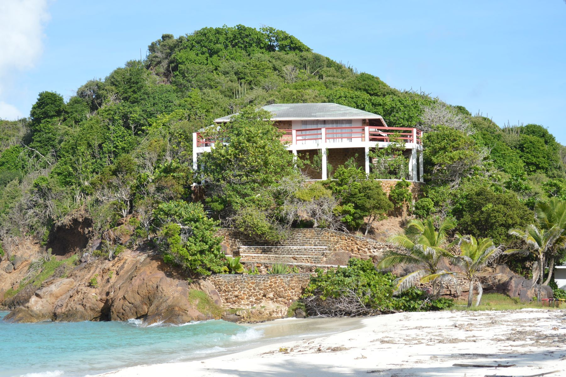 Private Island for Sale at Tamarind House - Palm Island Palm Island, Saint Vincent And The Grenadines