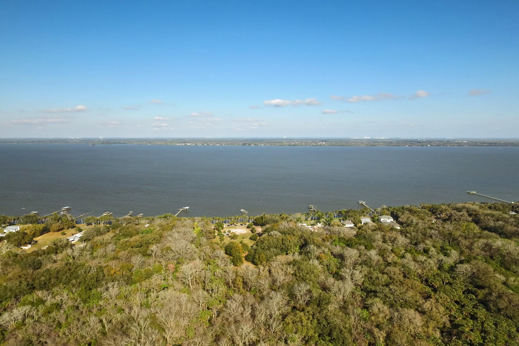 Đất đai vì Bán tại 3885 Indian River Drive Cocoa, Florida, 32926 Hoa Kỳ