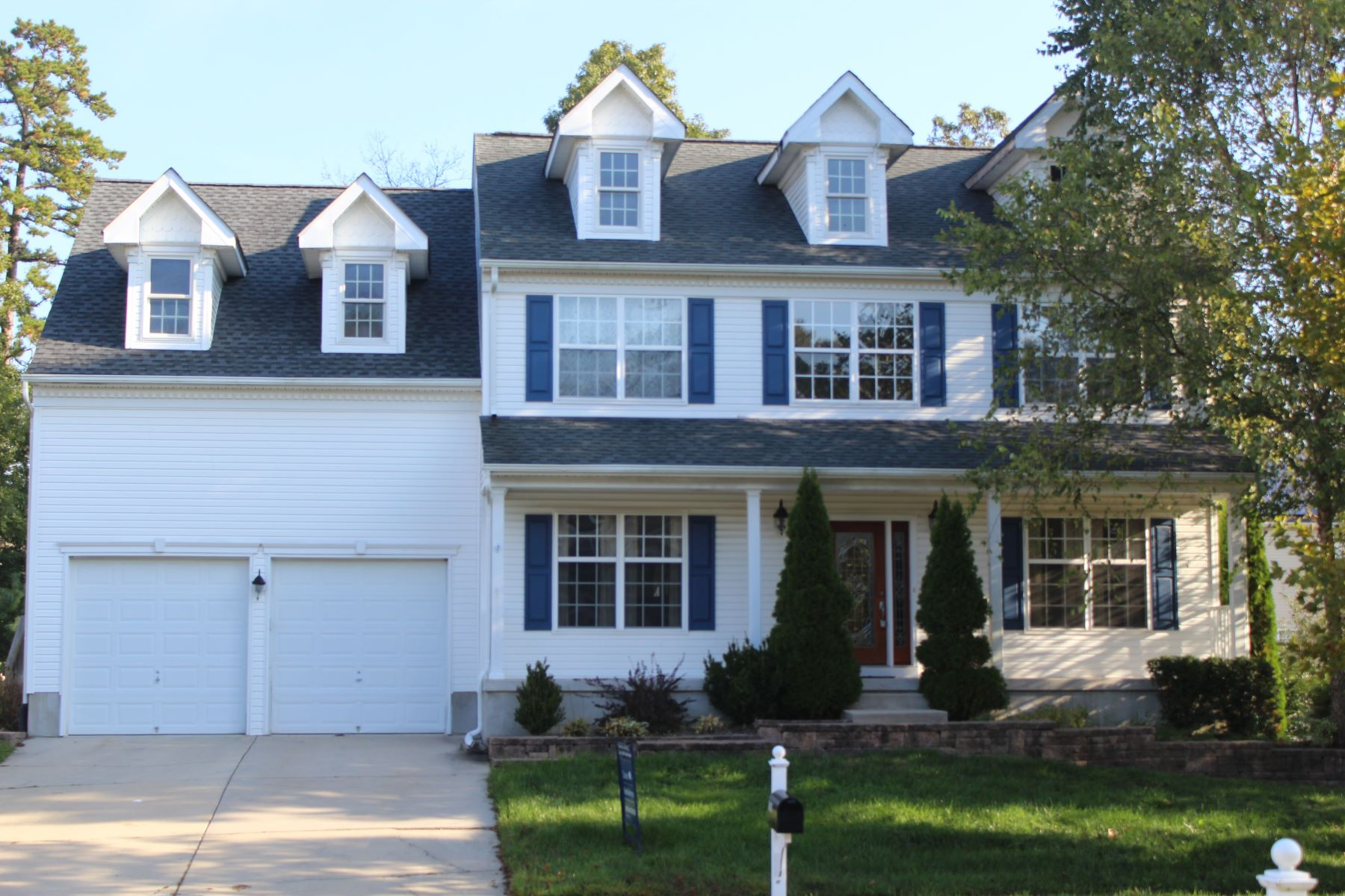 Maison unifamiliale pour l Vente à 103 Offshore Road Egg Harbor Township, New Jersey 08234 États-Unis