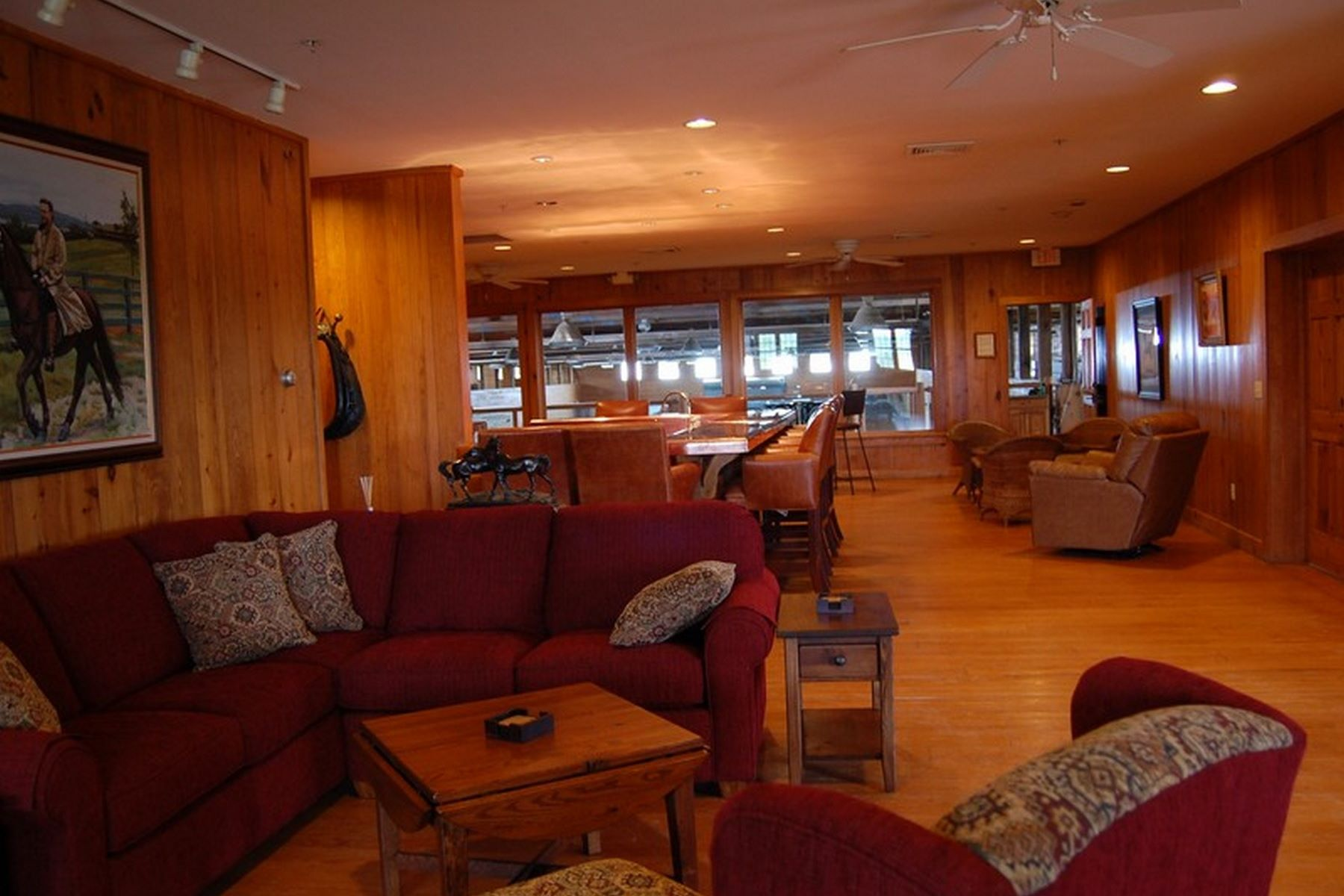 Additional photo for property listing at Equestrian Masterpiece 5251 Charlevoix Road Bay Harbor, Michigan 49770 United States