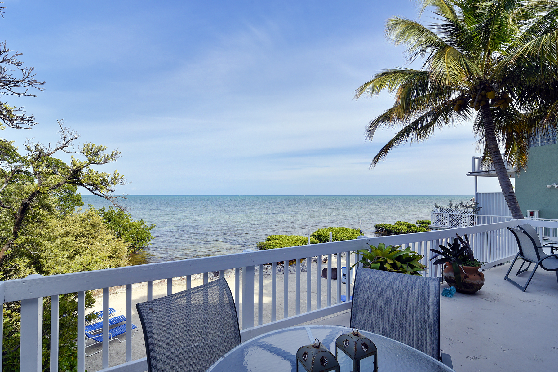 Single Family Home for Sale at Sweeping Ocean Views 316 North Drive Plantation Key, Florida 33036 United States