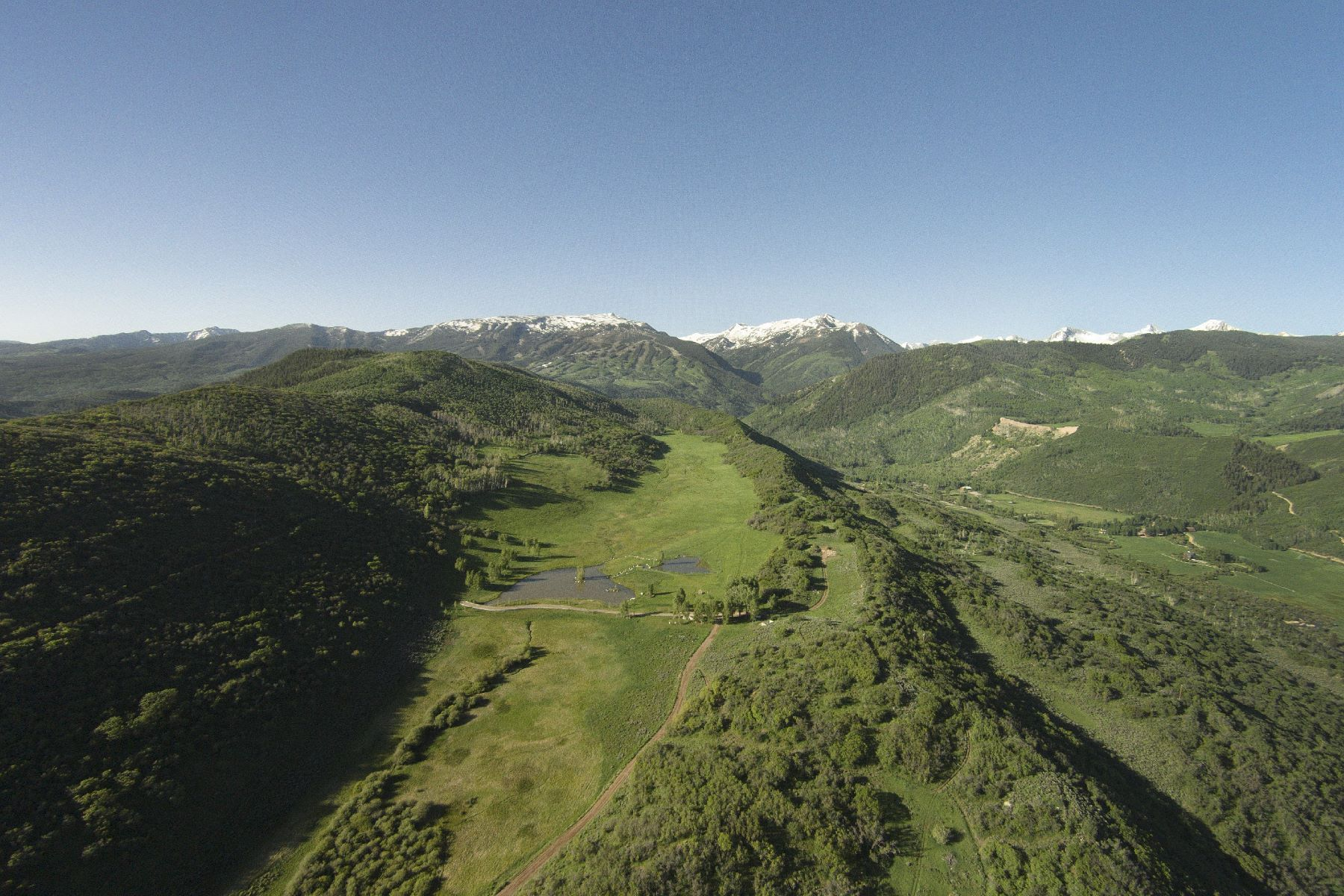 Land for Active at Clear W Ranch 1551 Popish Ranch Road Snowmass Village, Colorado 81615 United States
