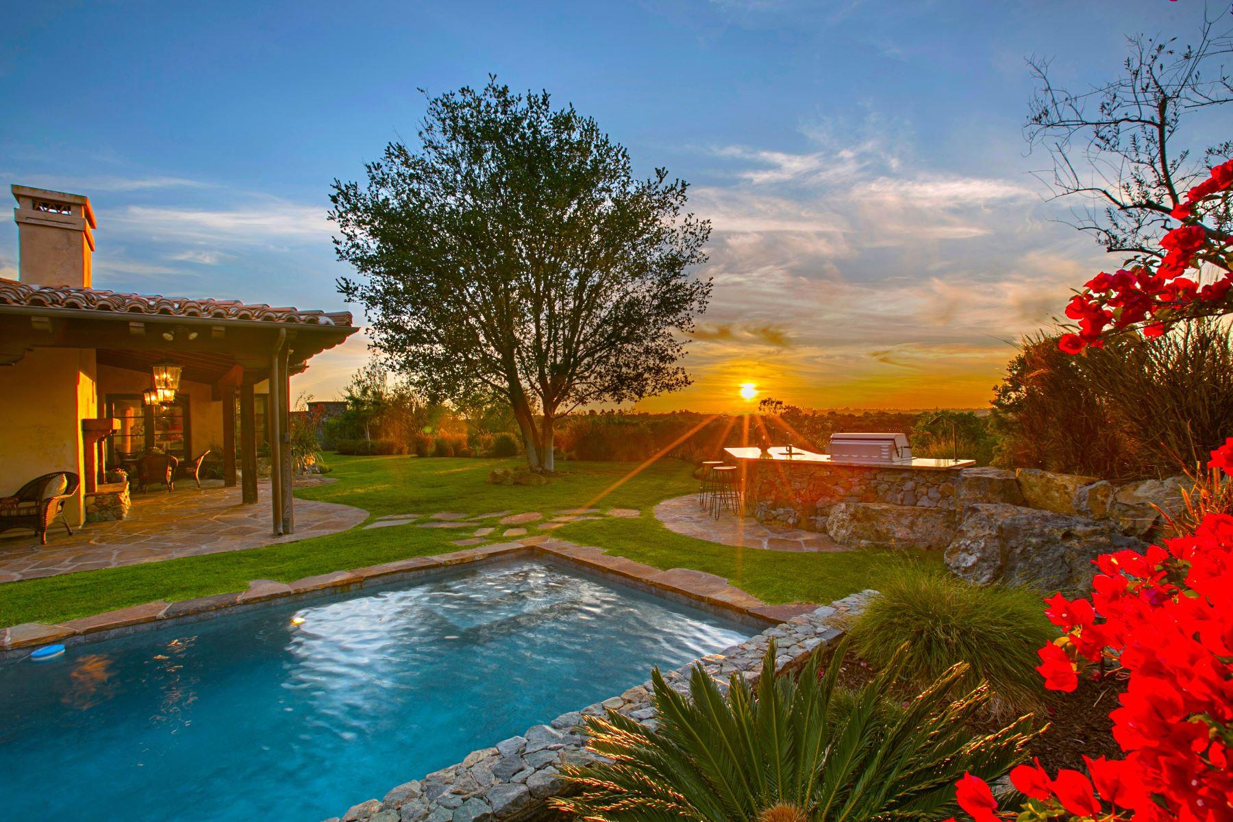 独户住宅 为 销售 在 6910 The Preserve Way 圣地亚哥, 加利福尼亚州 92130 美国