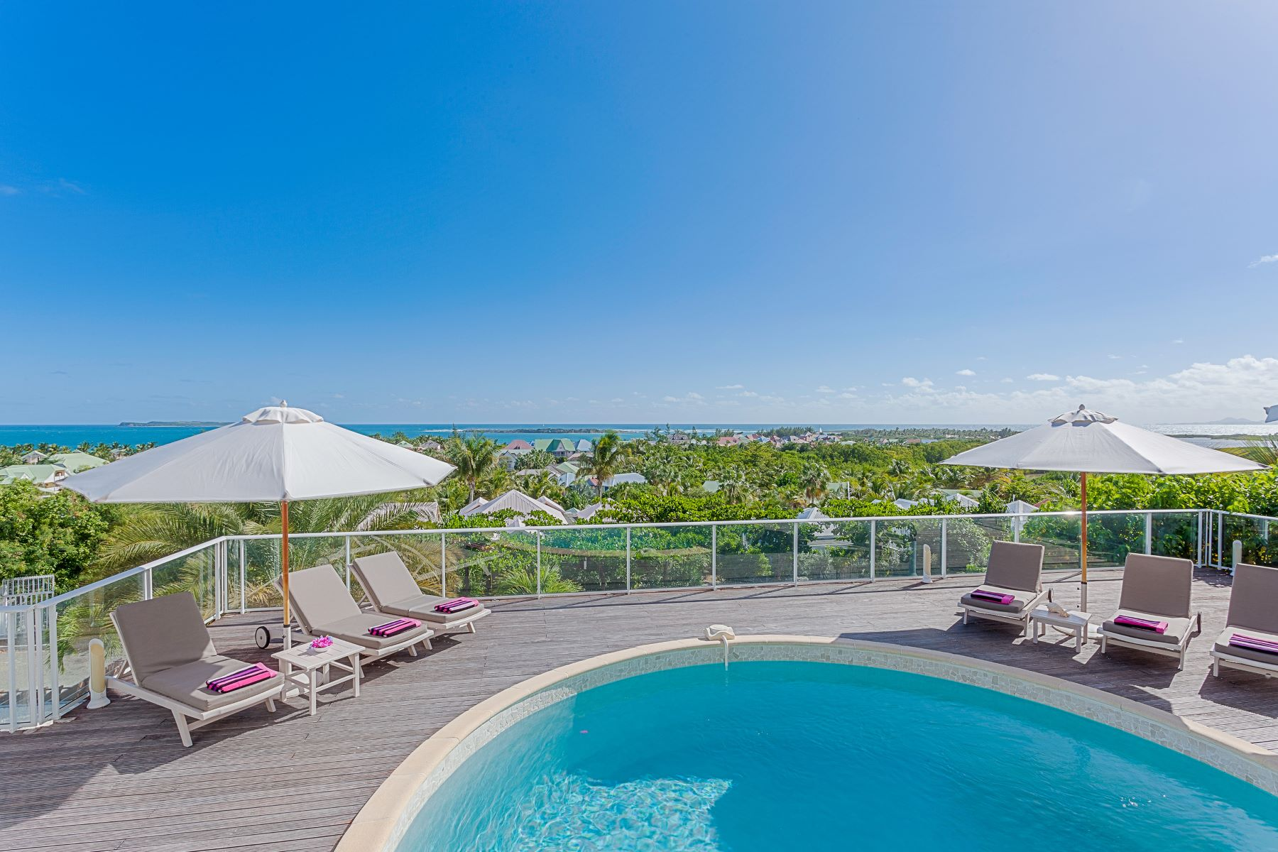 Single Family Home for Sale at Ocean View Orient Bay, 97150 St. Martin