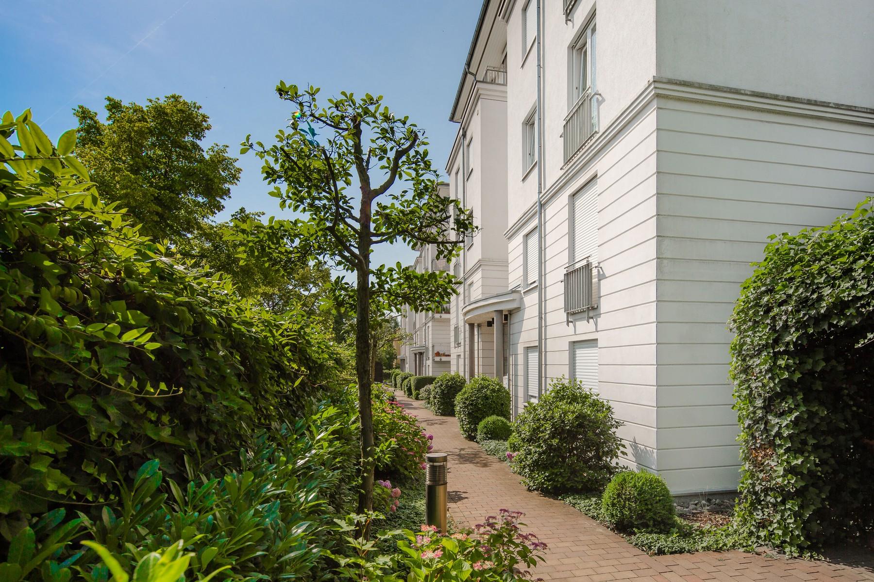 Appartement pour l Vente à Enlarged Zone of Comfort - Penthouse Frankfurt, Hesse, 60433 Allemagne