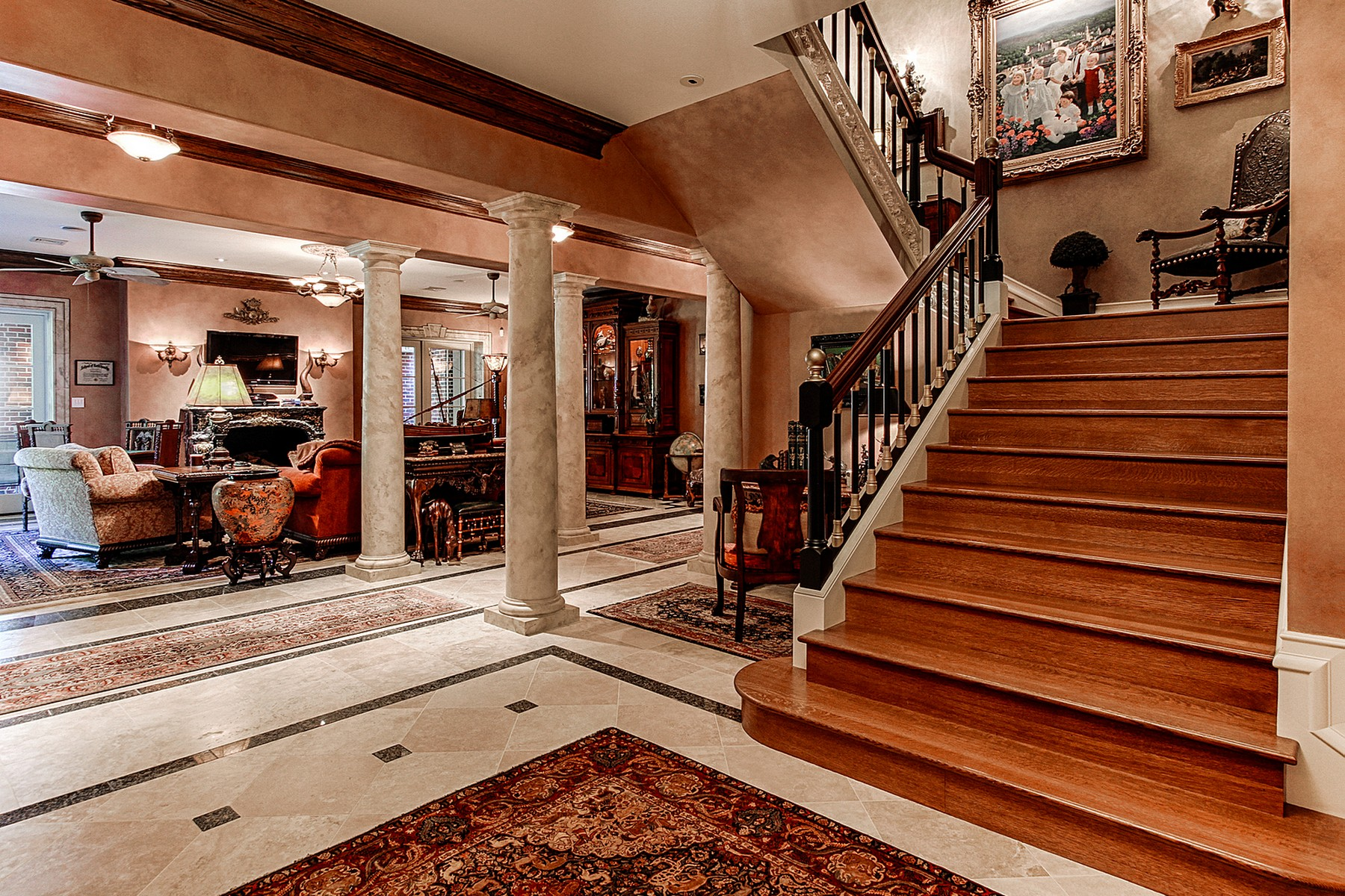 Additional photo for property listing at Longview Estate 1909 Rudder Lane Knoxville, Tennessee 37919 United States