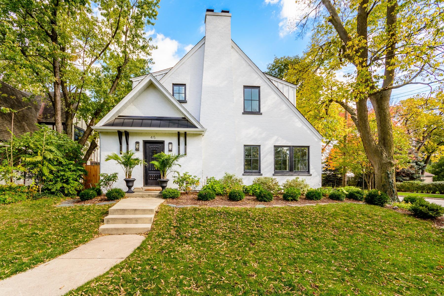 Villa per Vendita alle ore 45 Springlake Hinsdale, Illinois, 60521 Stati Uniti