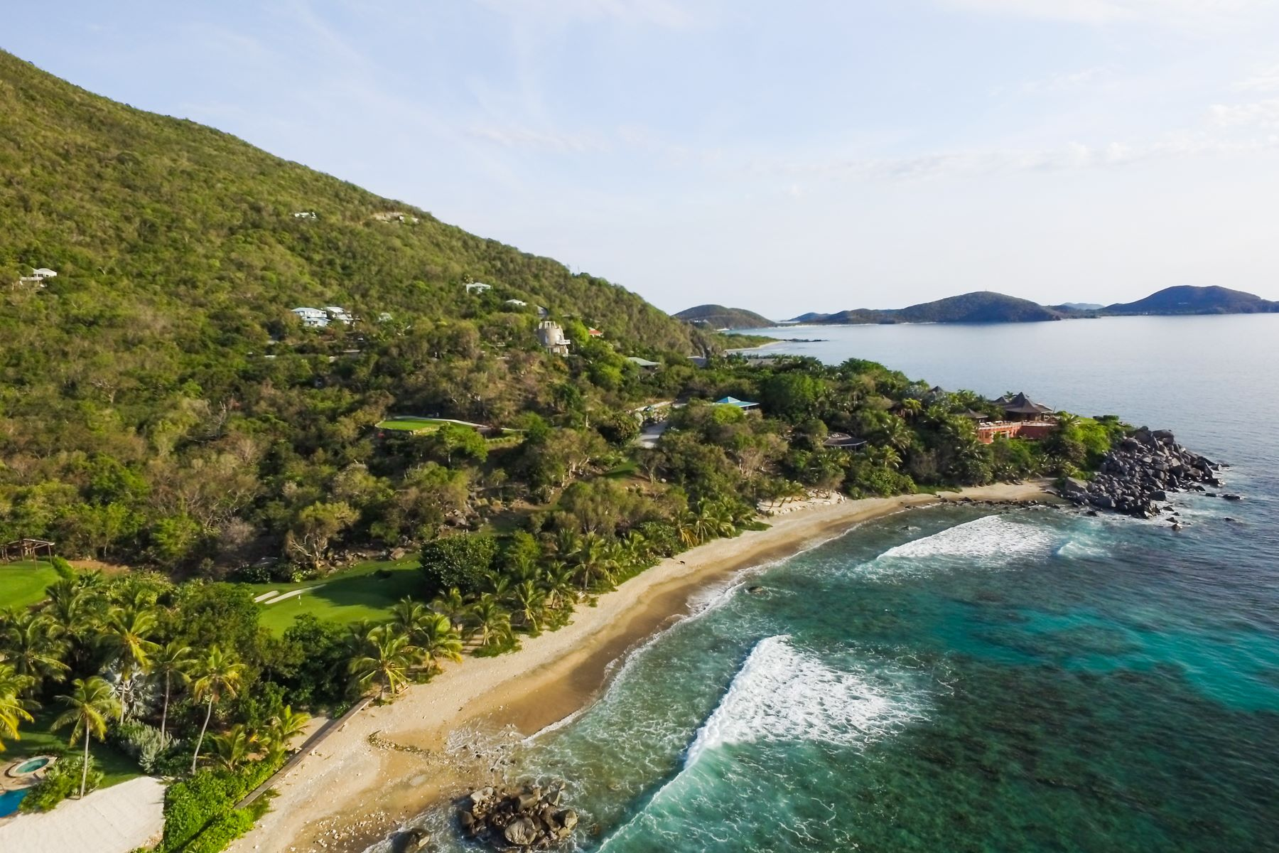 Additional photo for property listing at Nail Bay Hillside Land Lots Nail Bay, Virgin Gorda Ingiliz Virgin Adalari