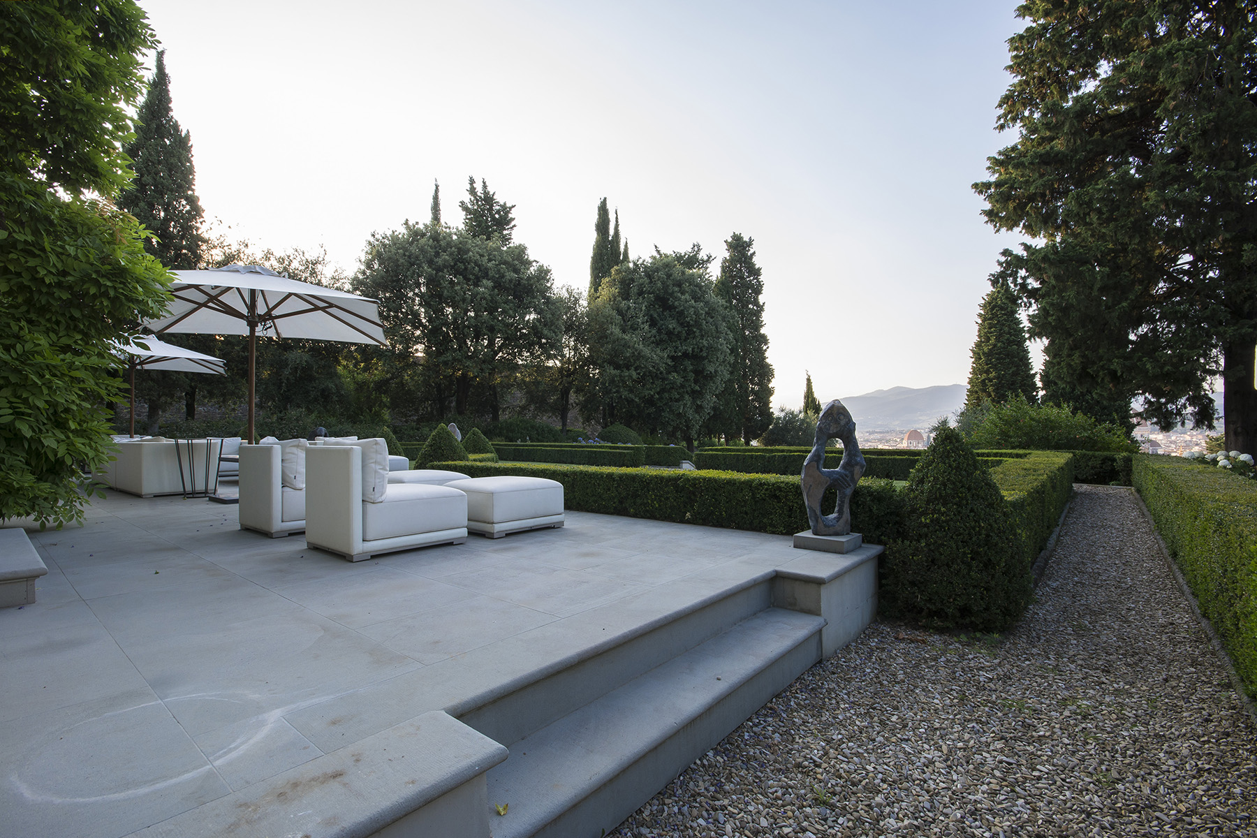 Additional photo for property listing at Beautiful villa with breathtaking views of Florence Firenze, Florence Italien