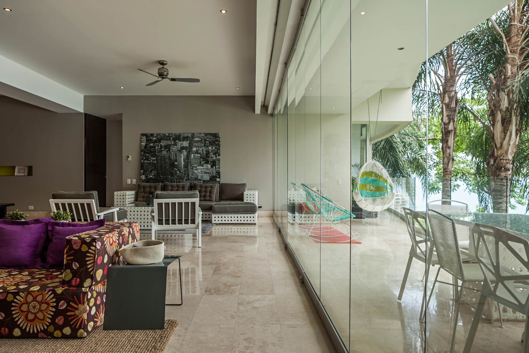 Additional photo for property listing at Avalon 202, Luxury Apartment in Puerto Vallarta Torre Avalon, Depto 202 Calle Gardenias 248 Puerto Vallarta, Jalisco 48399 Mexico