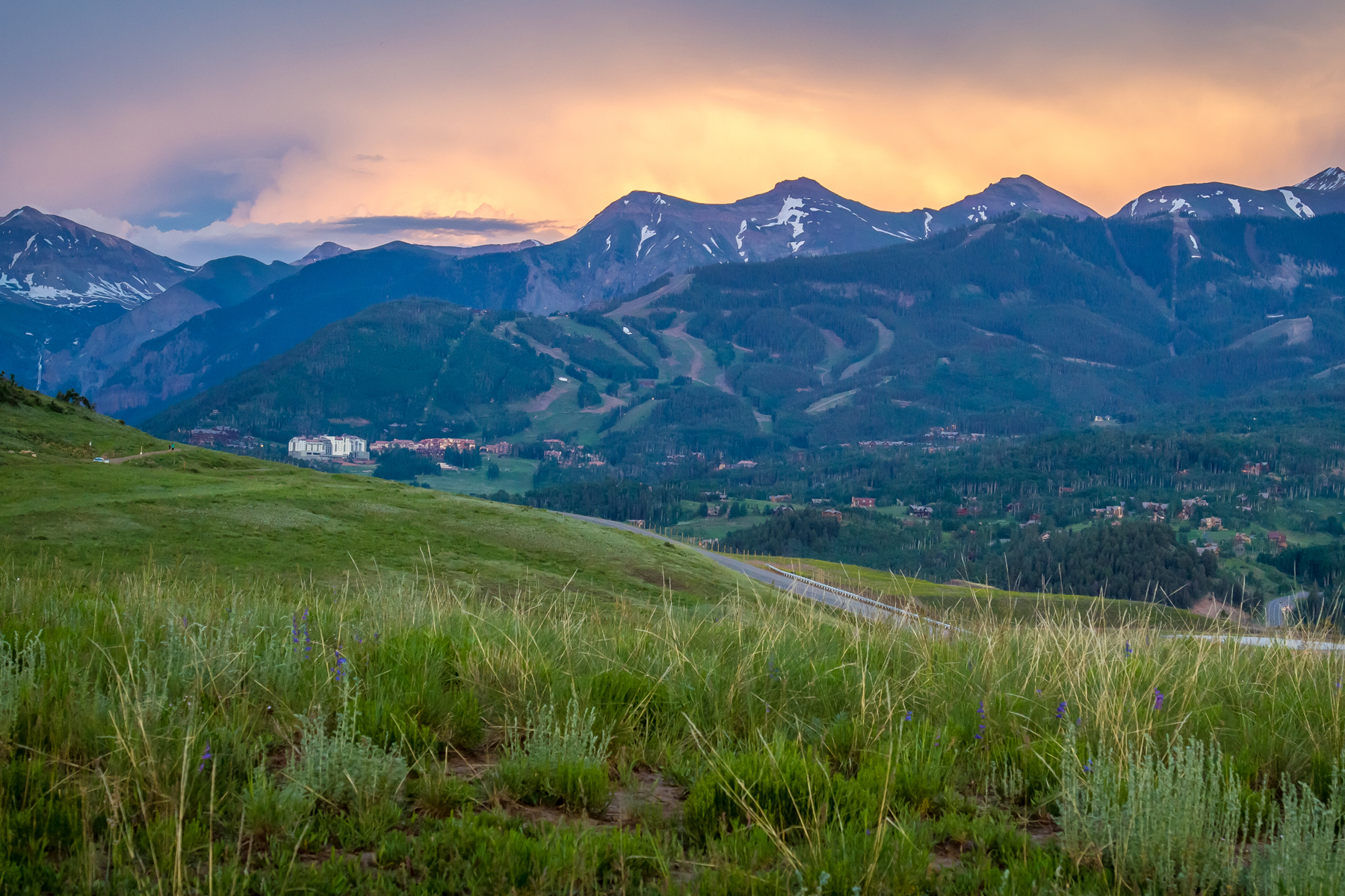 Terrain pour l Vente à TBD Last Dollar Road 3, Sunshine Ridge Telluride, Colorado, 81435 États-Unis