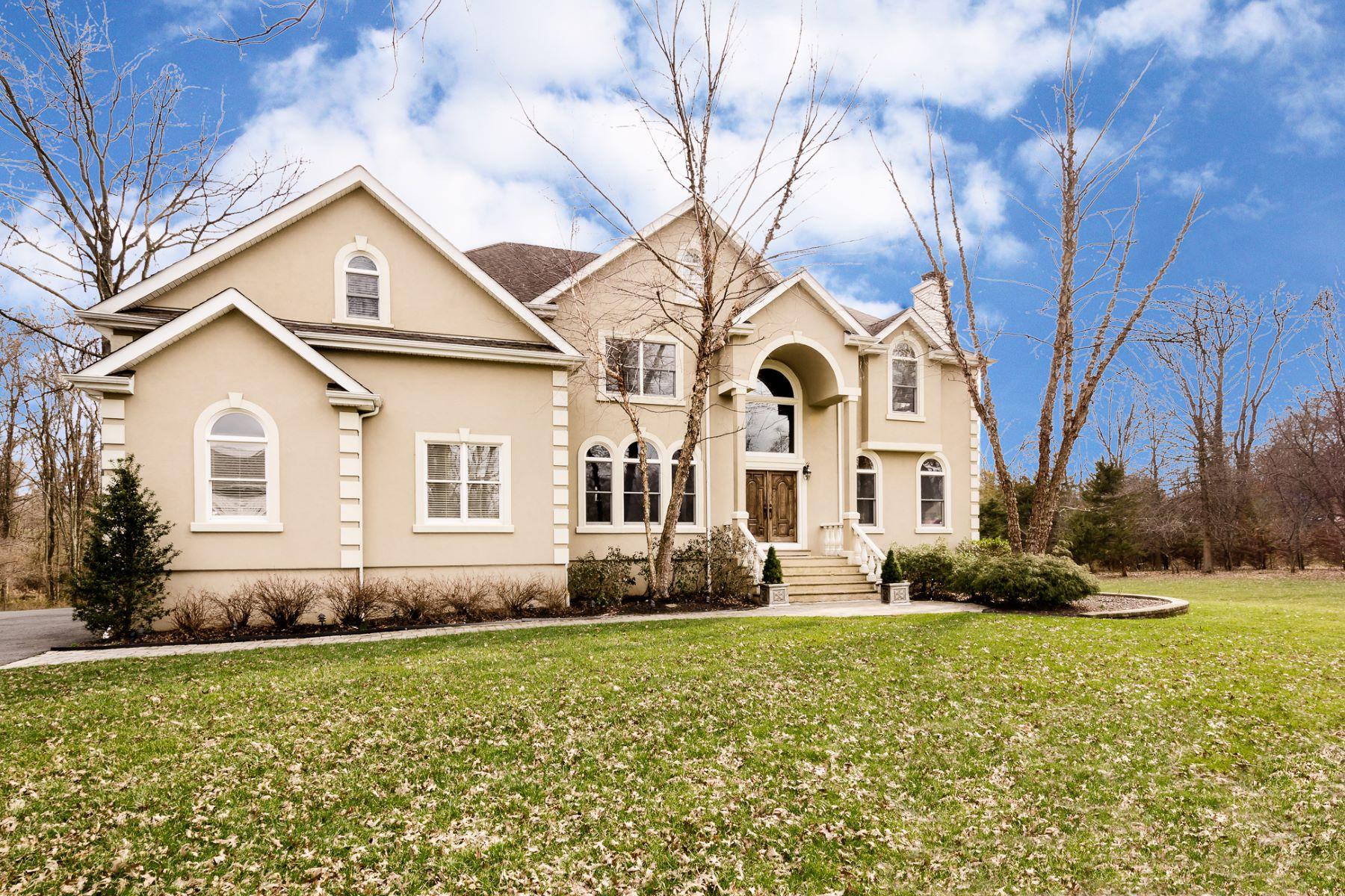 Vivienda unifamiliar por un Venta en Space, Style, Function - Hopewell Township 32 Lake Baldwin Drive Pennington, Nueva Jersey, 08534 Estados Unidos