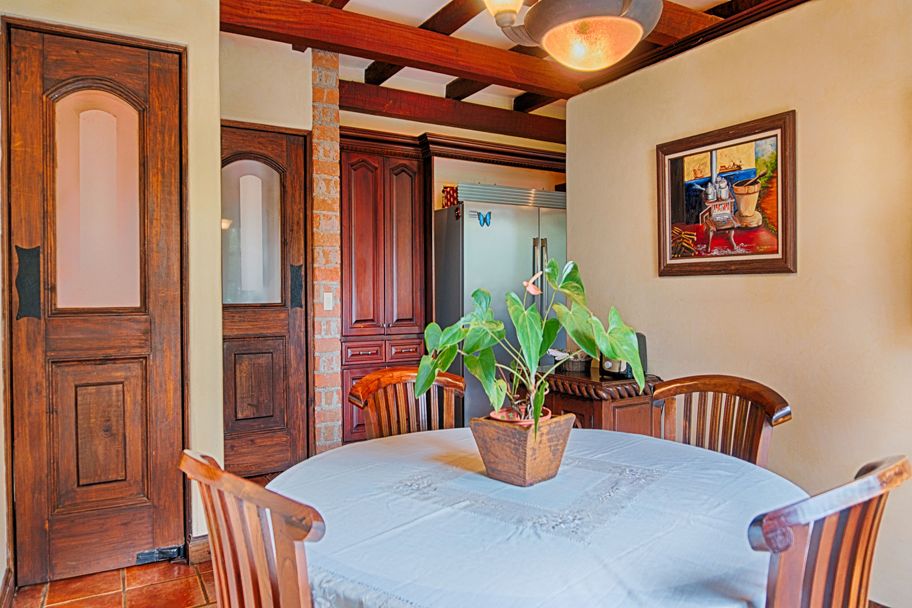 Additional photo for property listing at Serene Colonial Style Home Escazu, San Jose Costa Rica