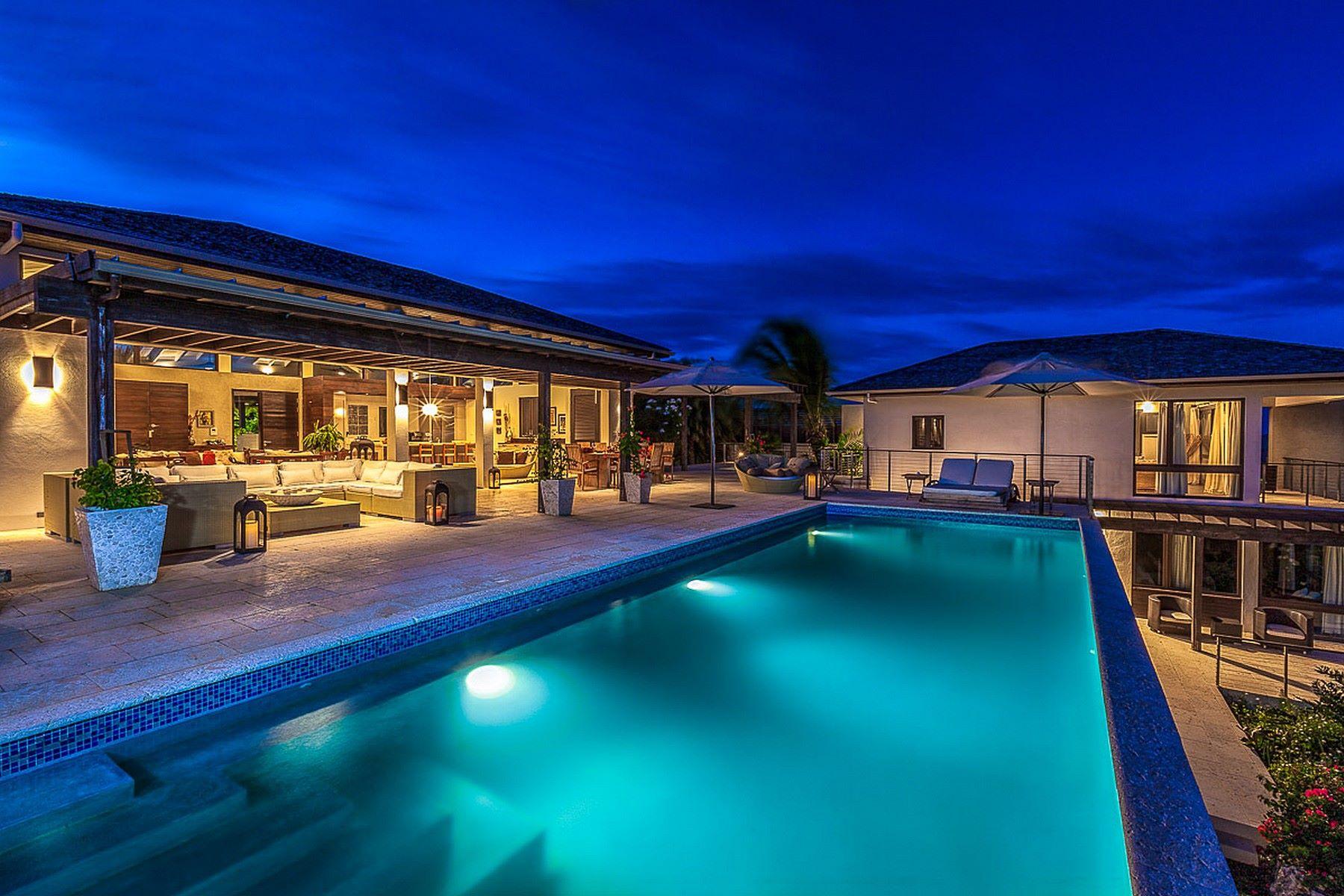 Частный односемейный дом для того Продажа на Aquamarine Villa Other Anguilla, Ангилья
