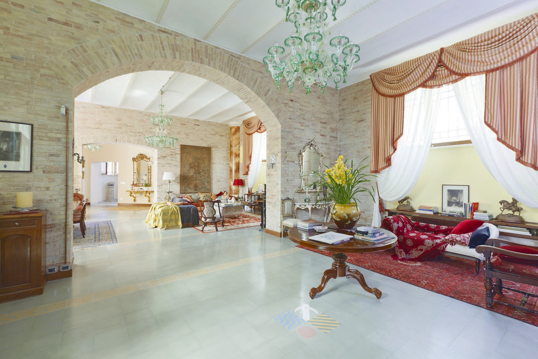 Additional photo for property listing at Villa Cardinali Contrada Schito Treia, Macerata 62010 Italie
